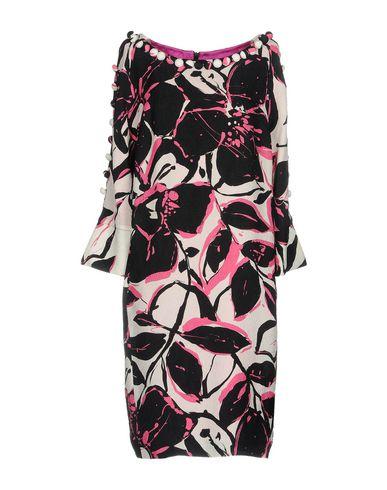 Фото - Платье до колена от IVAN MONTESI черного цвета