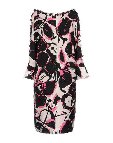 Фото 2 - Платье до колена от IVAN MONTESI черного цвета