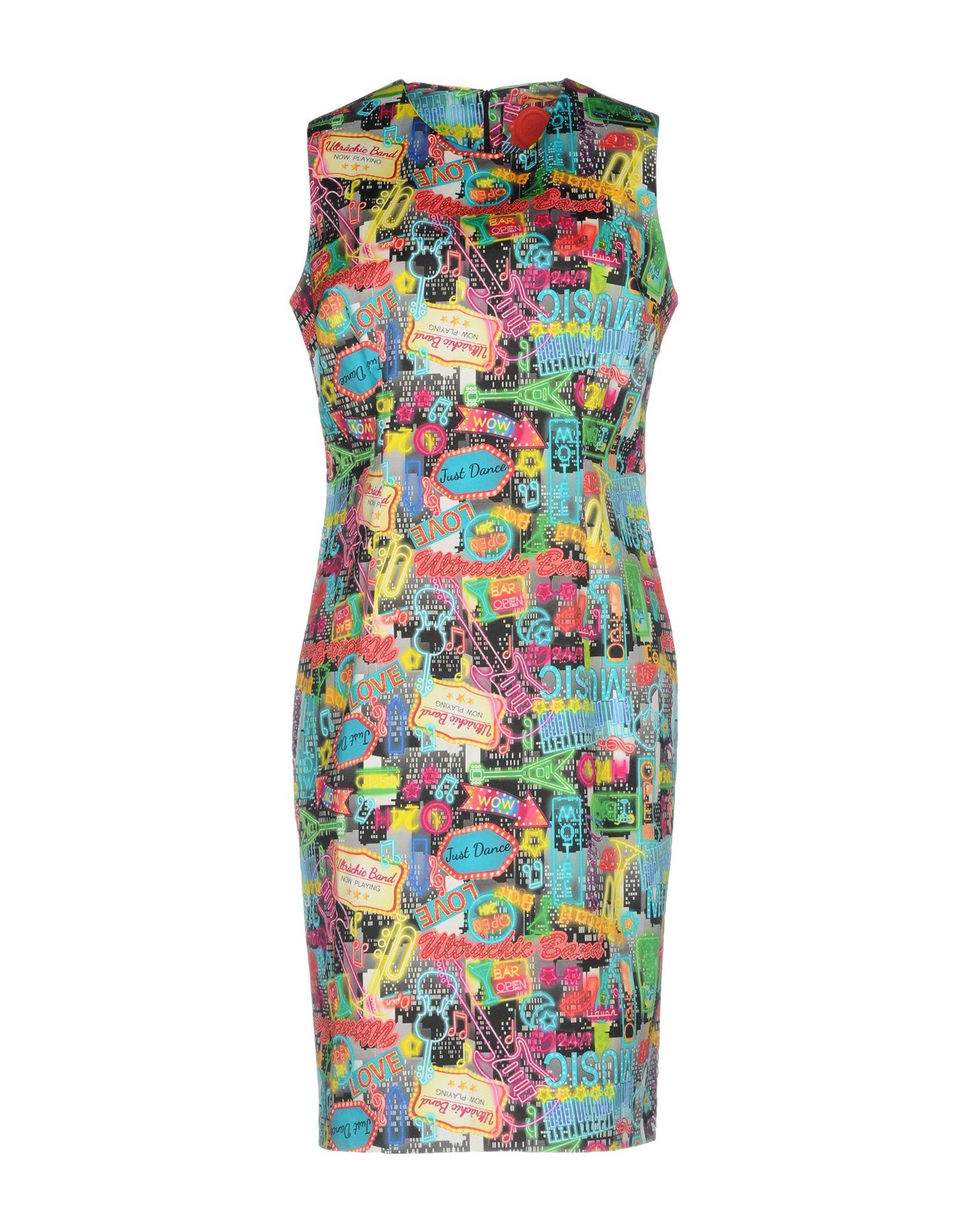 где купить ULTRA'CHIC Платье до колена по лучшей цене