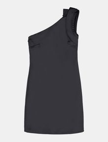 ARMANI EXCHANGE ONE-SHOULDER A-LINE DRESS Mini dress Woman b