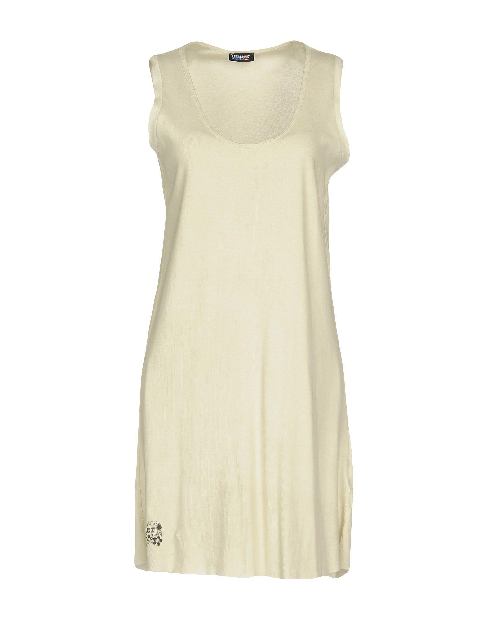 BLAUER Короткое платье