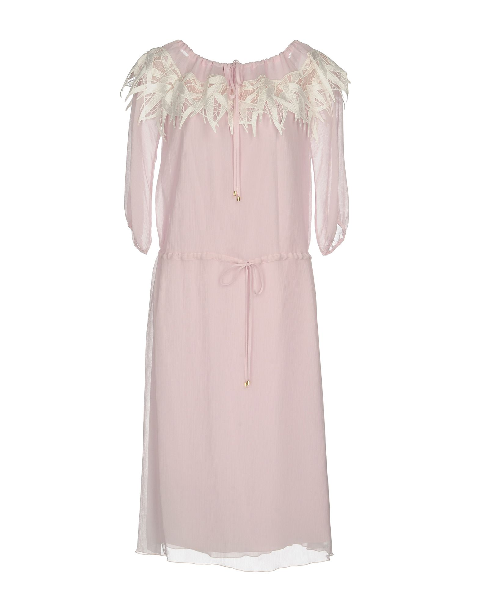 BLUMARINE Платье до колена paolo casalini платье до колена