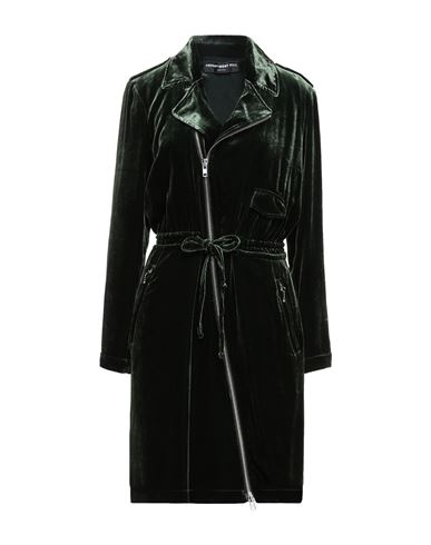 Фото - Платье до колена от DEPARTMENT 5 темно-зеленого цвета