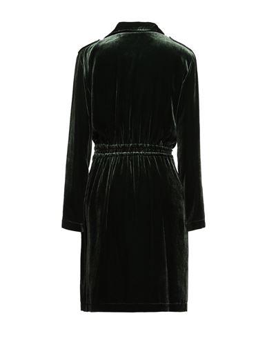 Фото 2 - Платье до колена от DEPARTMENT 5 темно-зеленого цвета