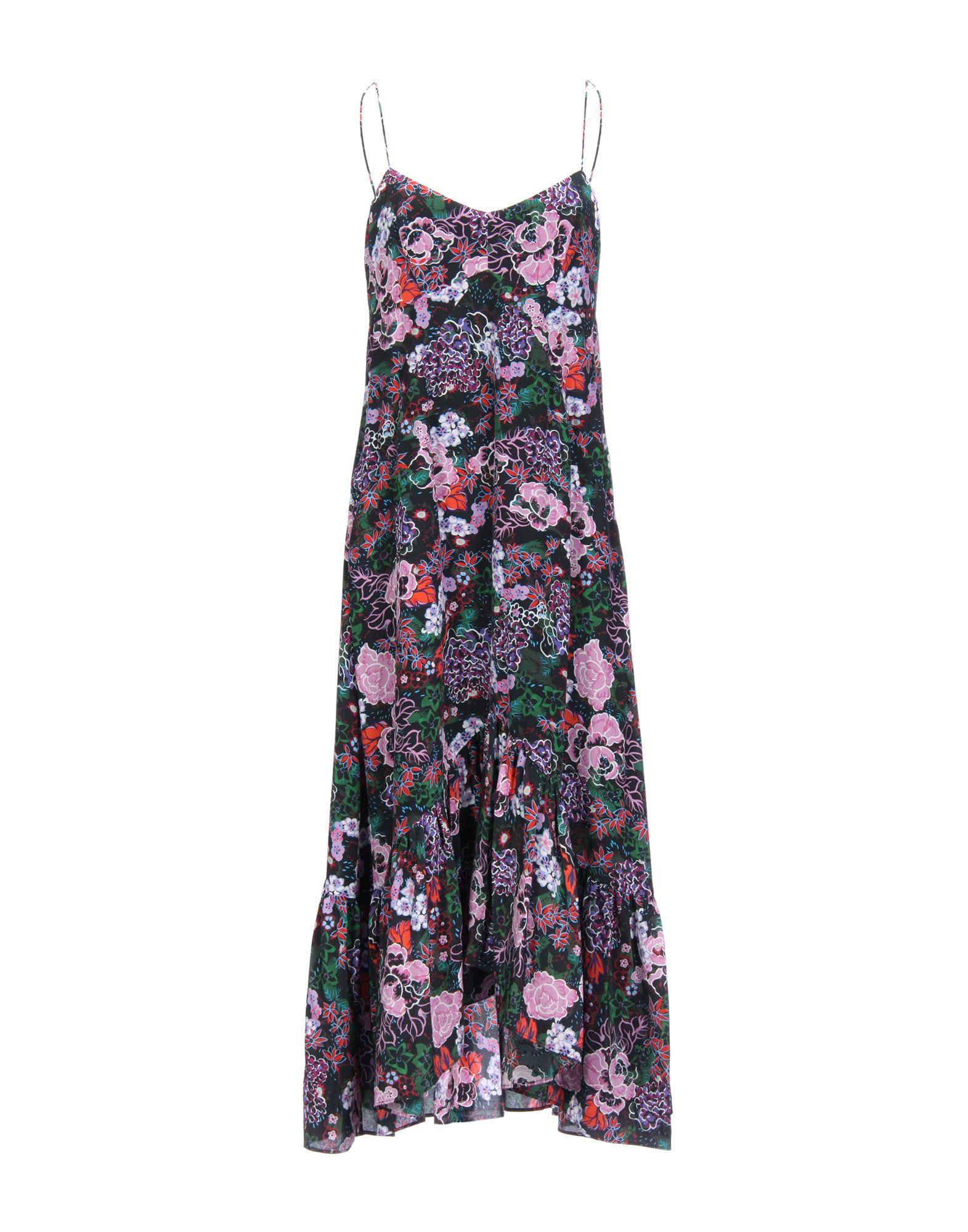SALONI Платье до колена saloni talisman crema 43x43