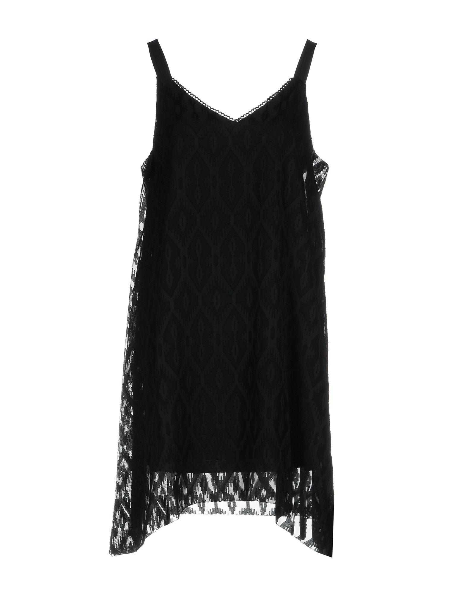 CHARLI Короткое платье charli топ без рукавов