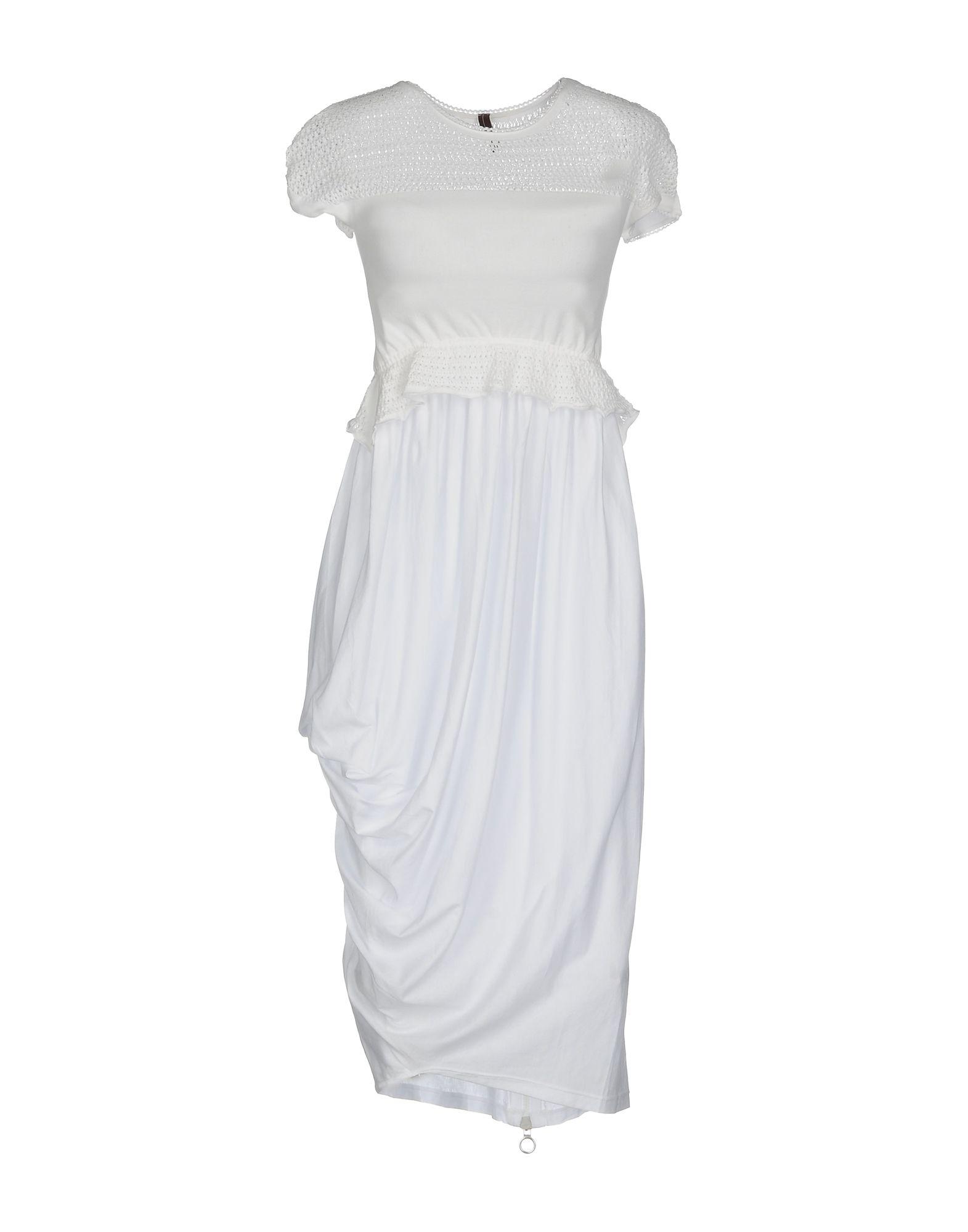 цена HIGH Платье до колена онлайн в 2017 году