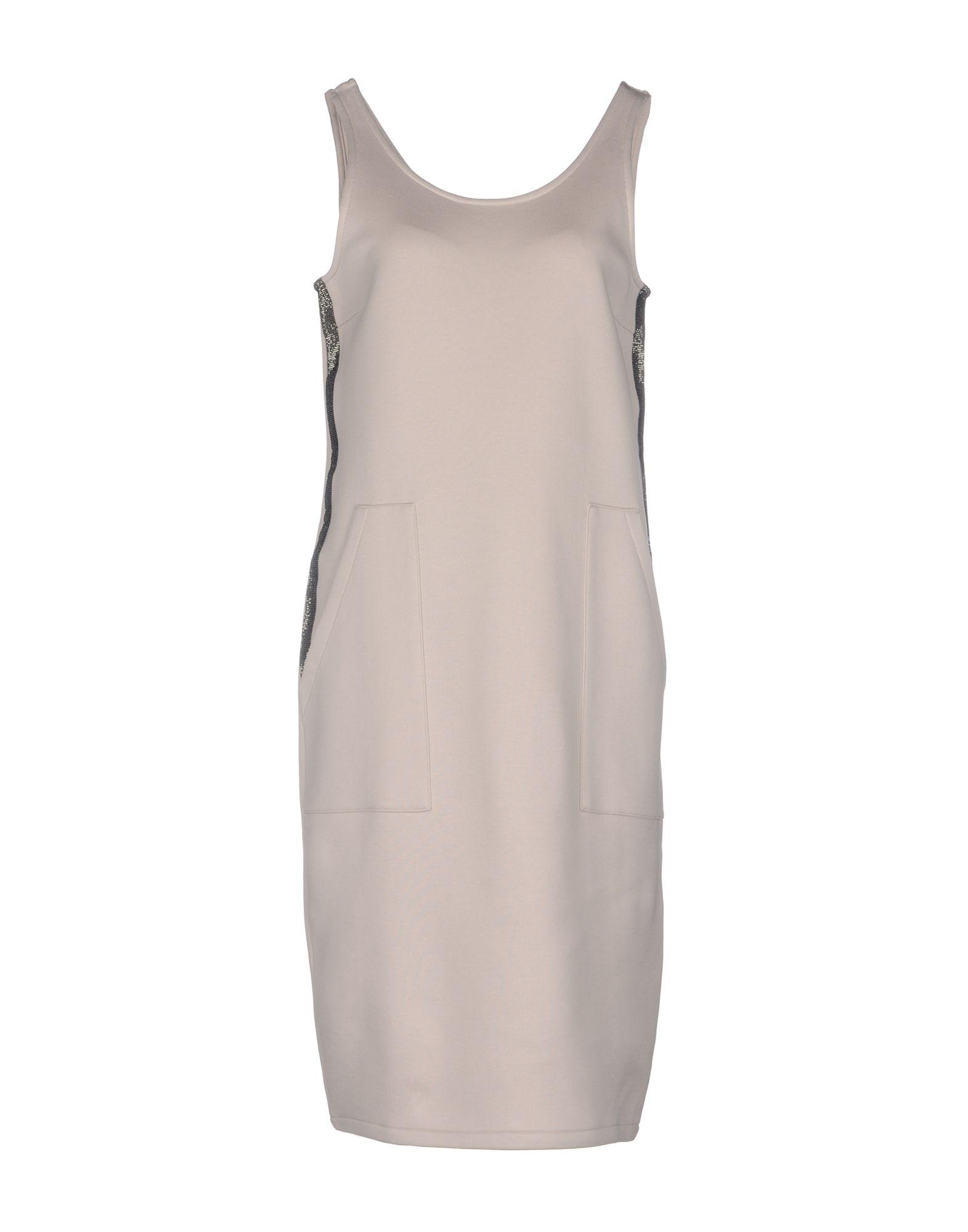 ELEVENTY Платье до колена paolo casalini платье до колена