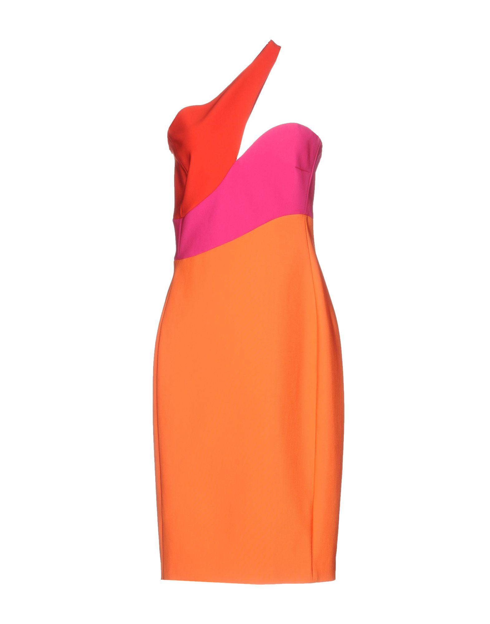 MUGLER Платье до колена paolo casalini платье до колена