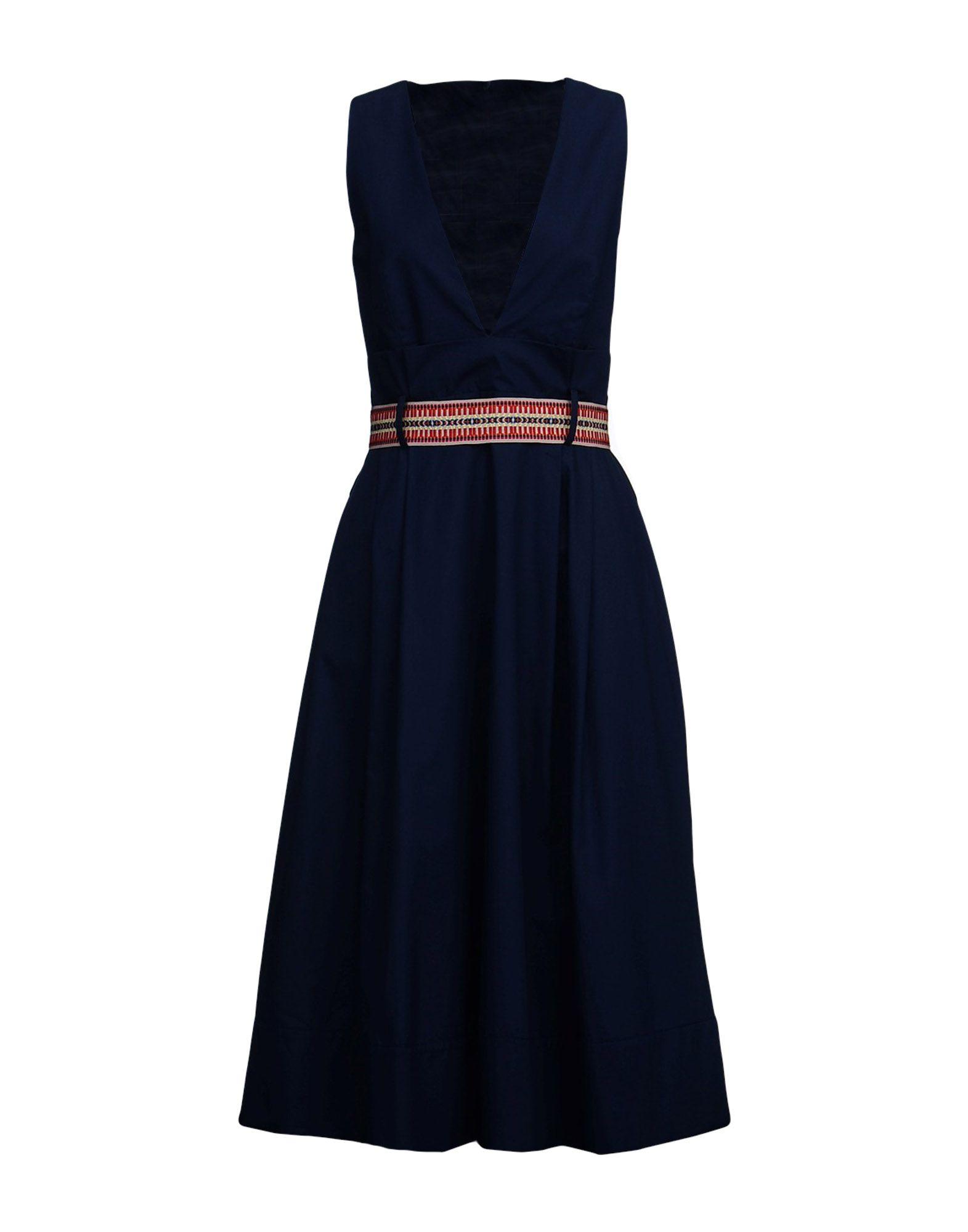 MIAHATAMI Платье длиной 3/4 lisa corti платье длиной 3 4