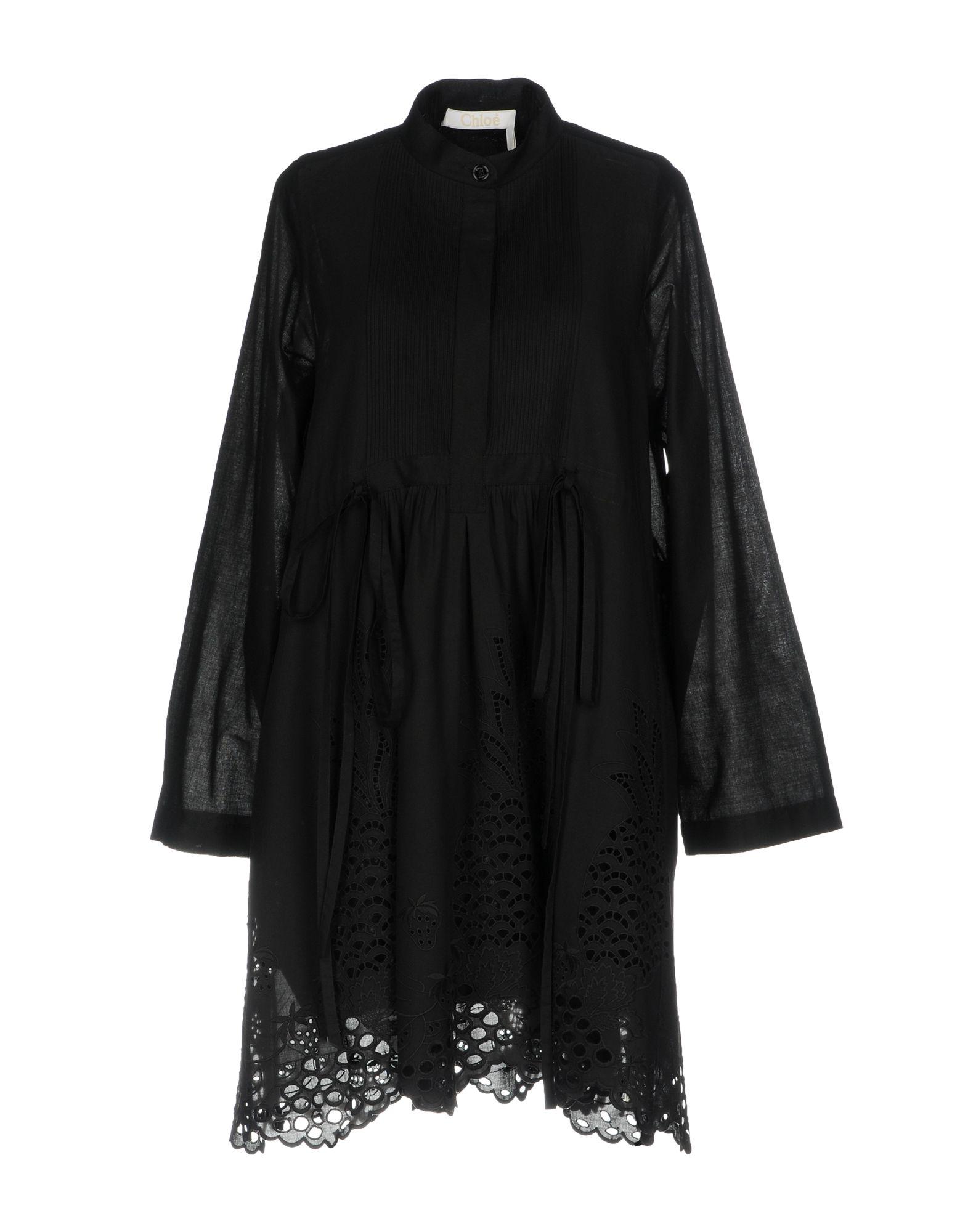 ФОТО chloé короткое платье