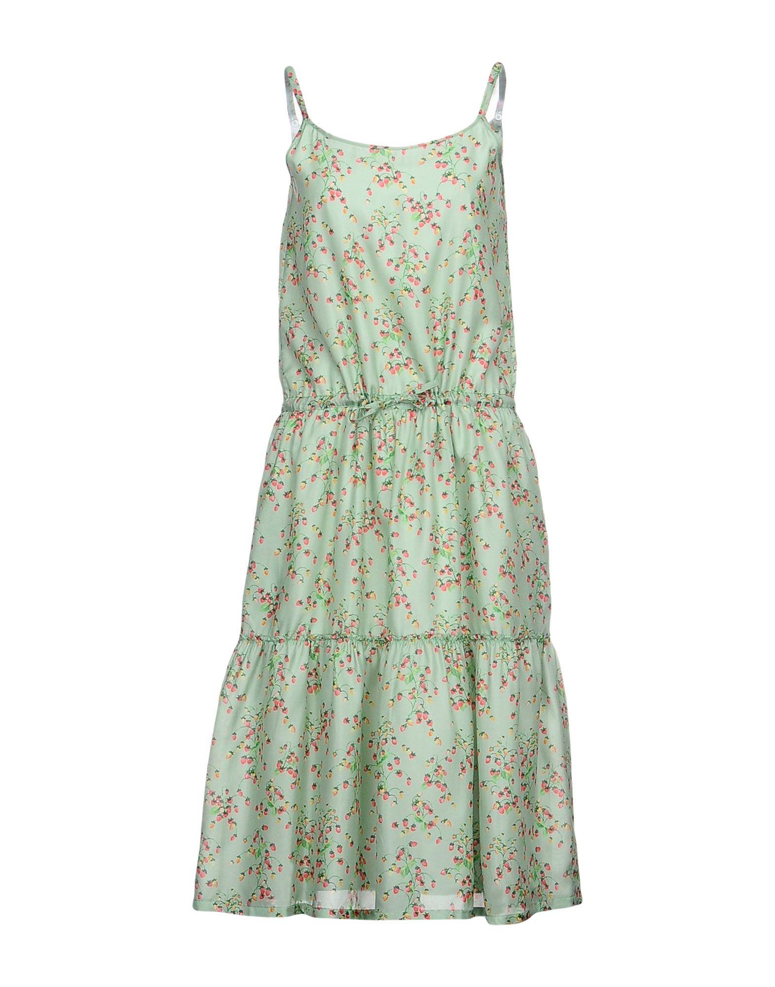 MASSIMO ALBA Платье длиной 3/4 viamaggio massimo rebecchi платье длиной 3 4