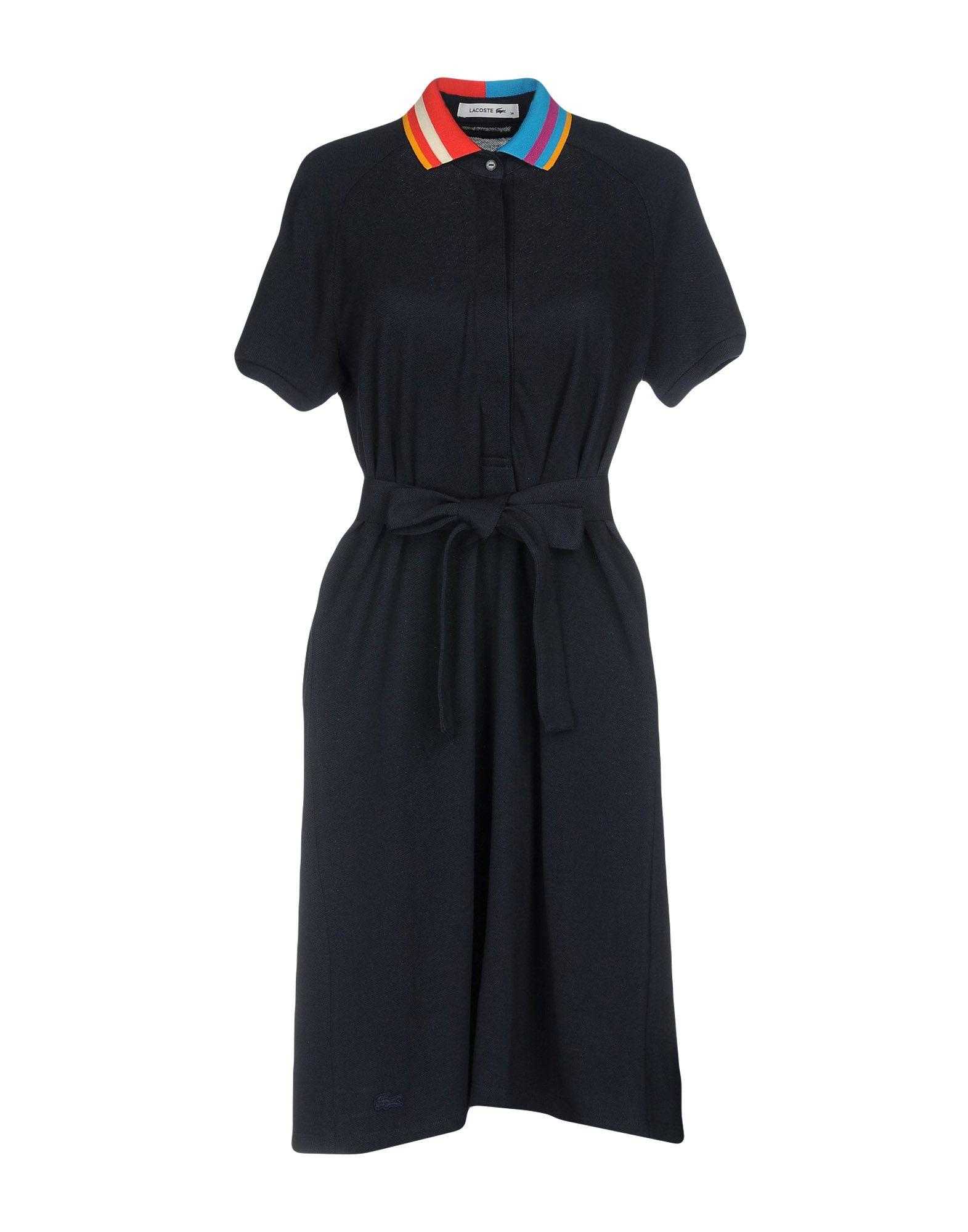 LACOSTE Короткое платье платье lacoste ef081515kt