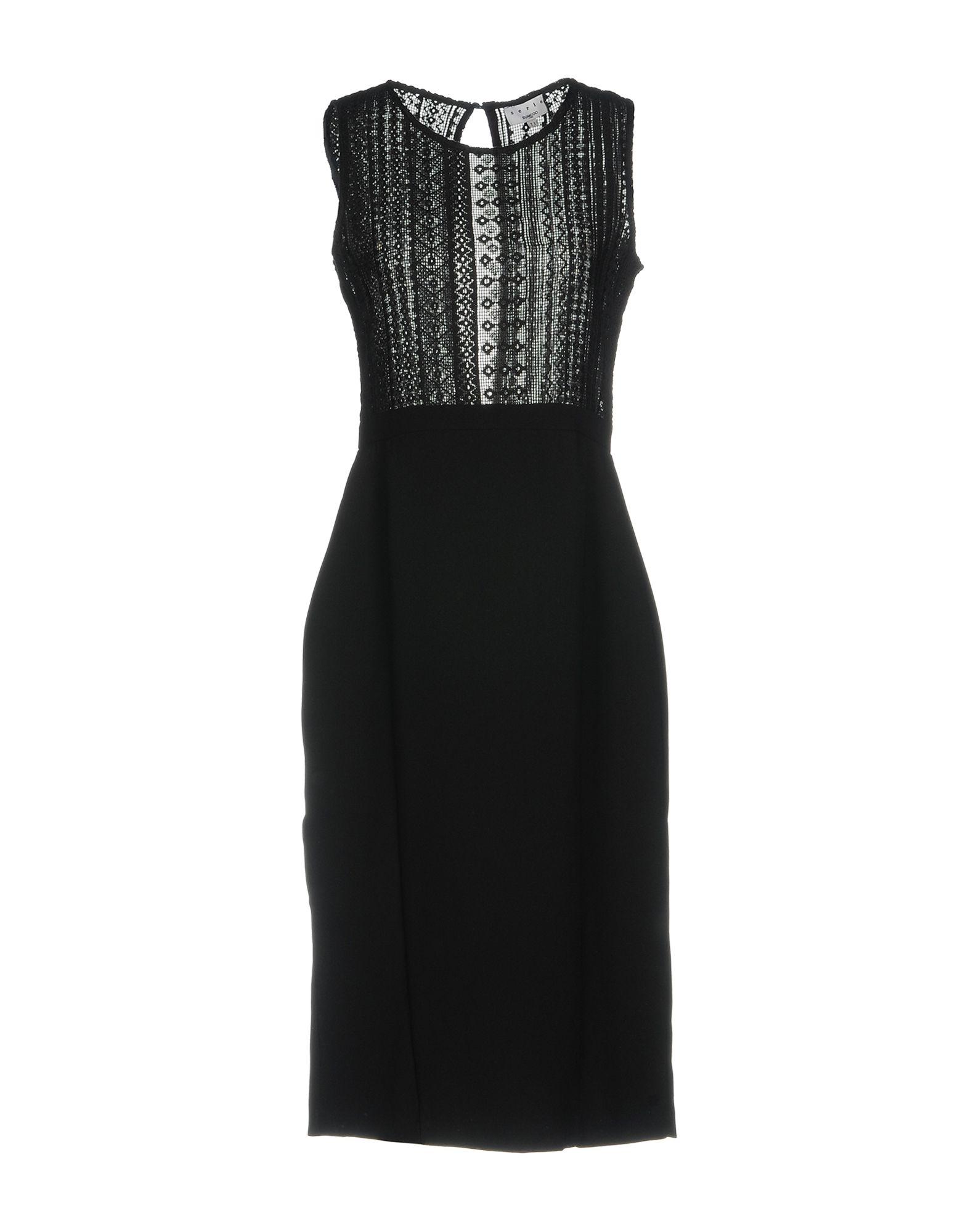 SUNCOO Платье до колена