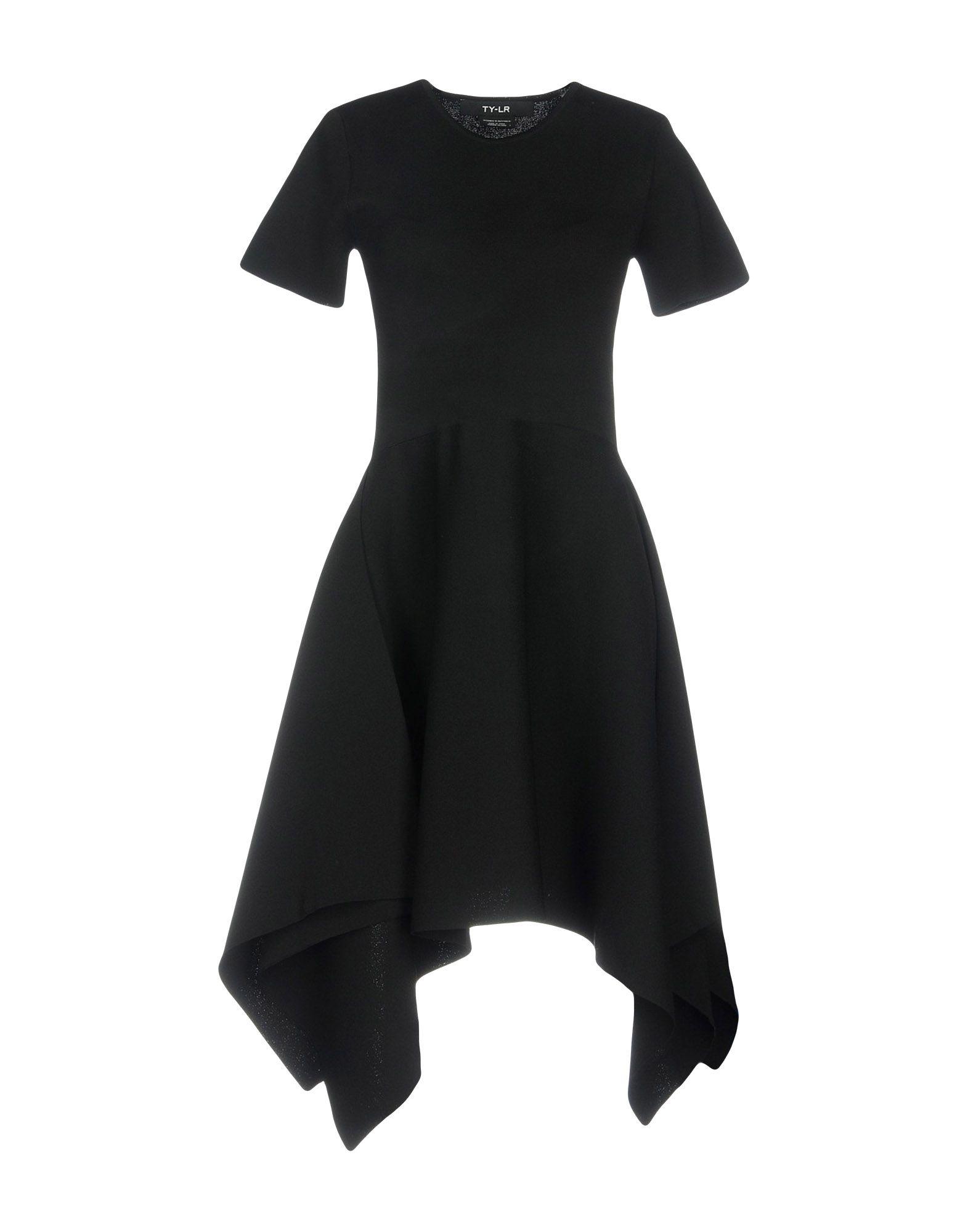 TY-LR Платье до колена ty lr юбка длиной 3 4