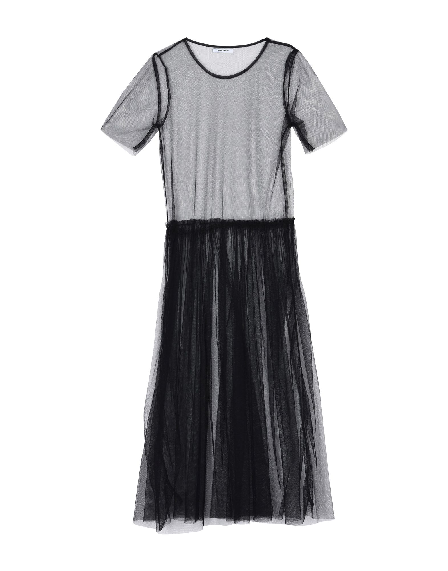 GLAMOROUS Платье длиной 3/4 lisa corti платье длиной 3 4