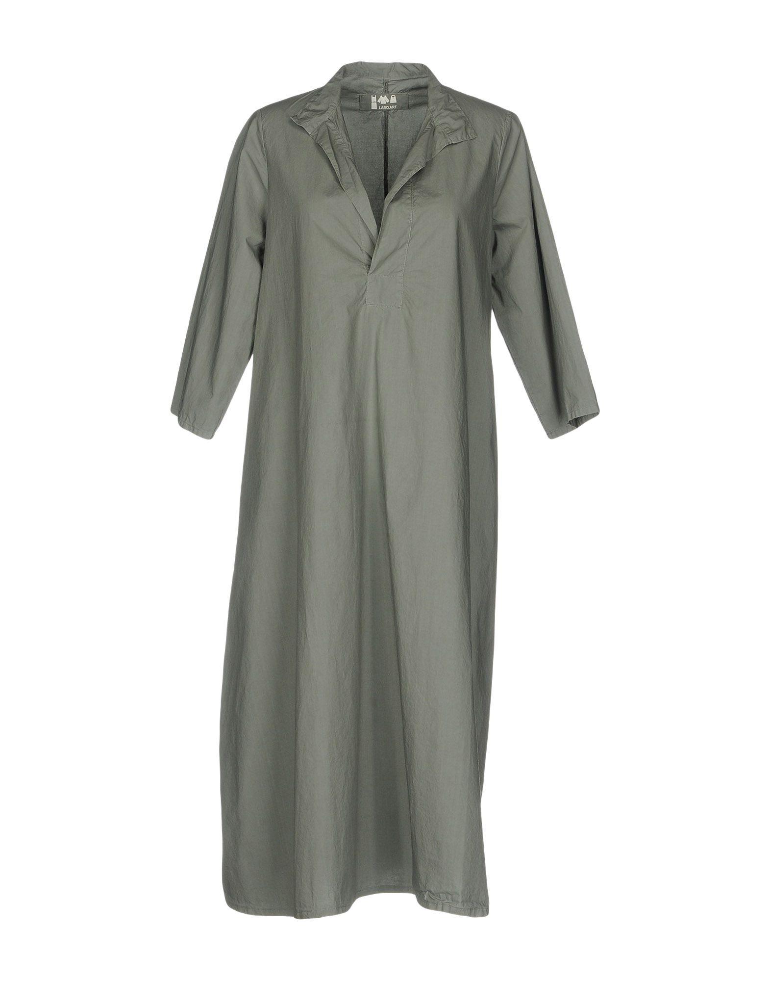 LABO.ART Платье длиной 3/4 lisa corti платье длиной 3 4