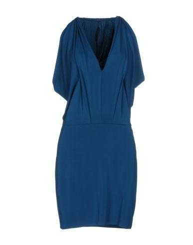 Фото - Женское короткое платье  цвет цвет морской волны