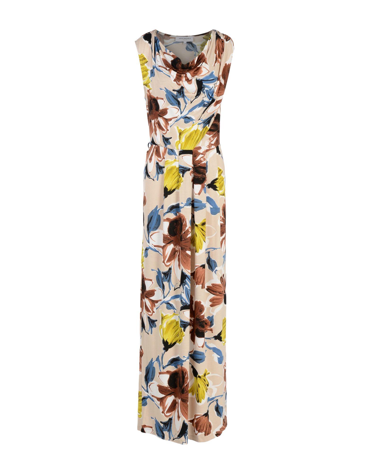 ANNA RACHELE JEANS COLLECTION Длинное платье prism длинное платье