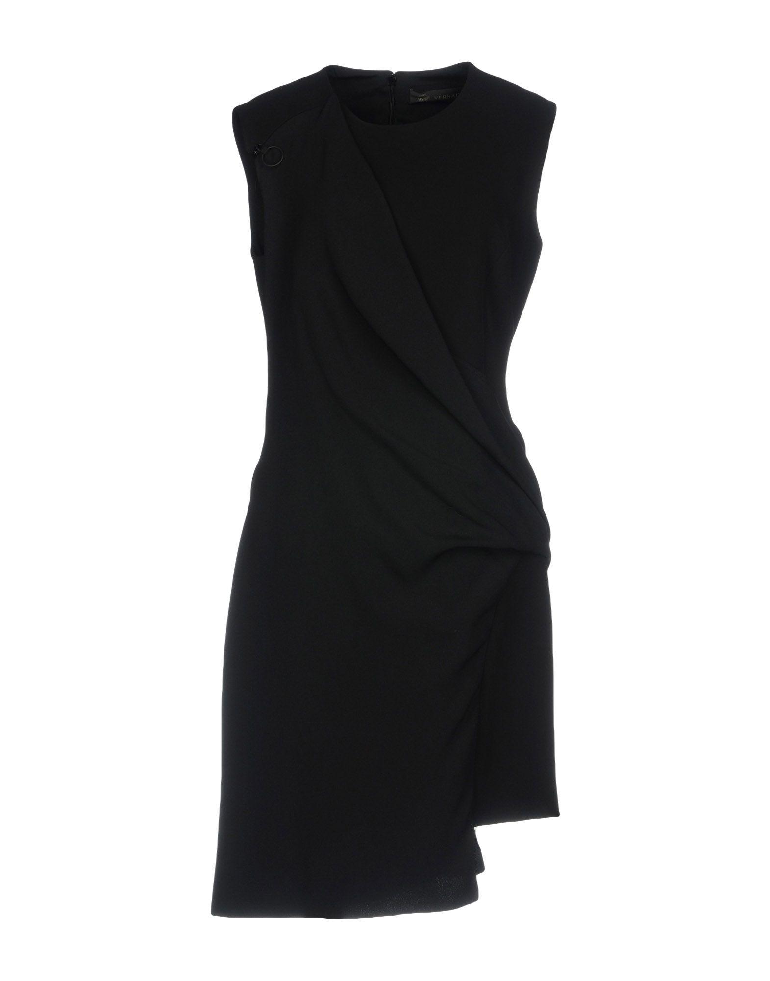 VERSACE Короткое платье цена 2017
