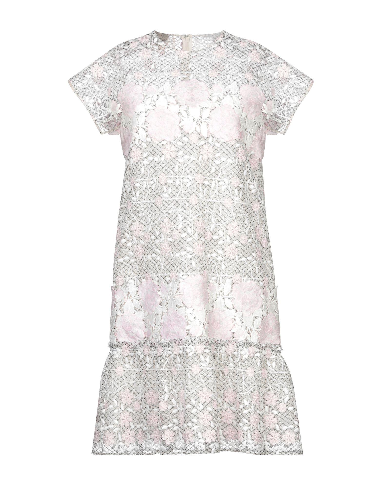 GIAMBATTISTA VALLI Короткое платье giambattista valli сандалии