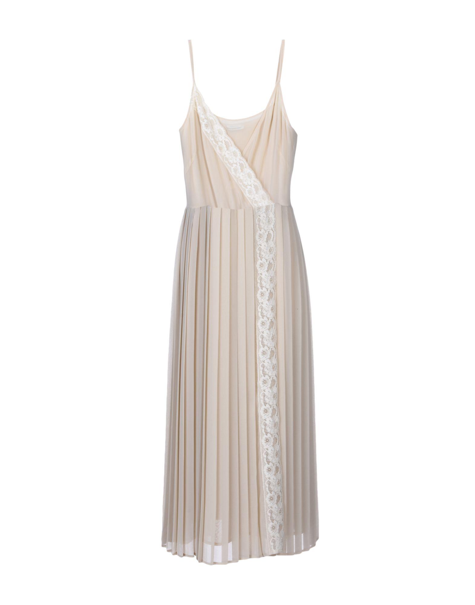 GOLD CASE Платье длиной 3/4 gold case платье длиной 3 4