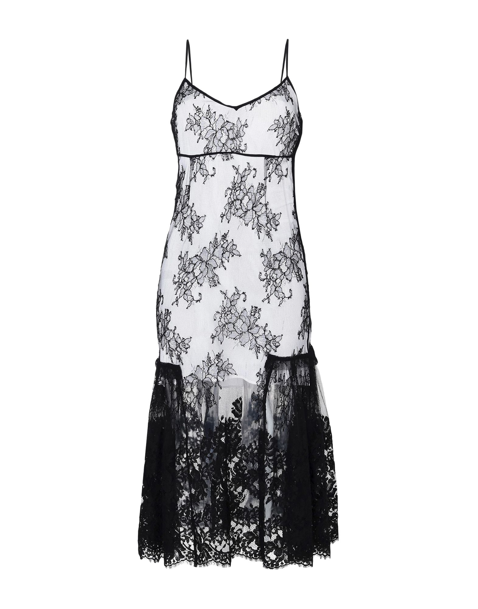 ALYX Платье длиной 3/4 lisa corti платье длиной 3 4