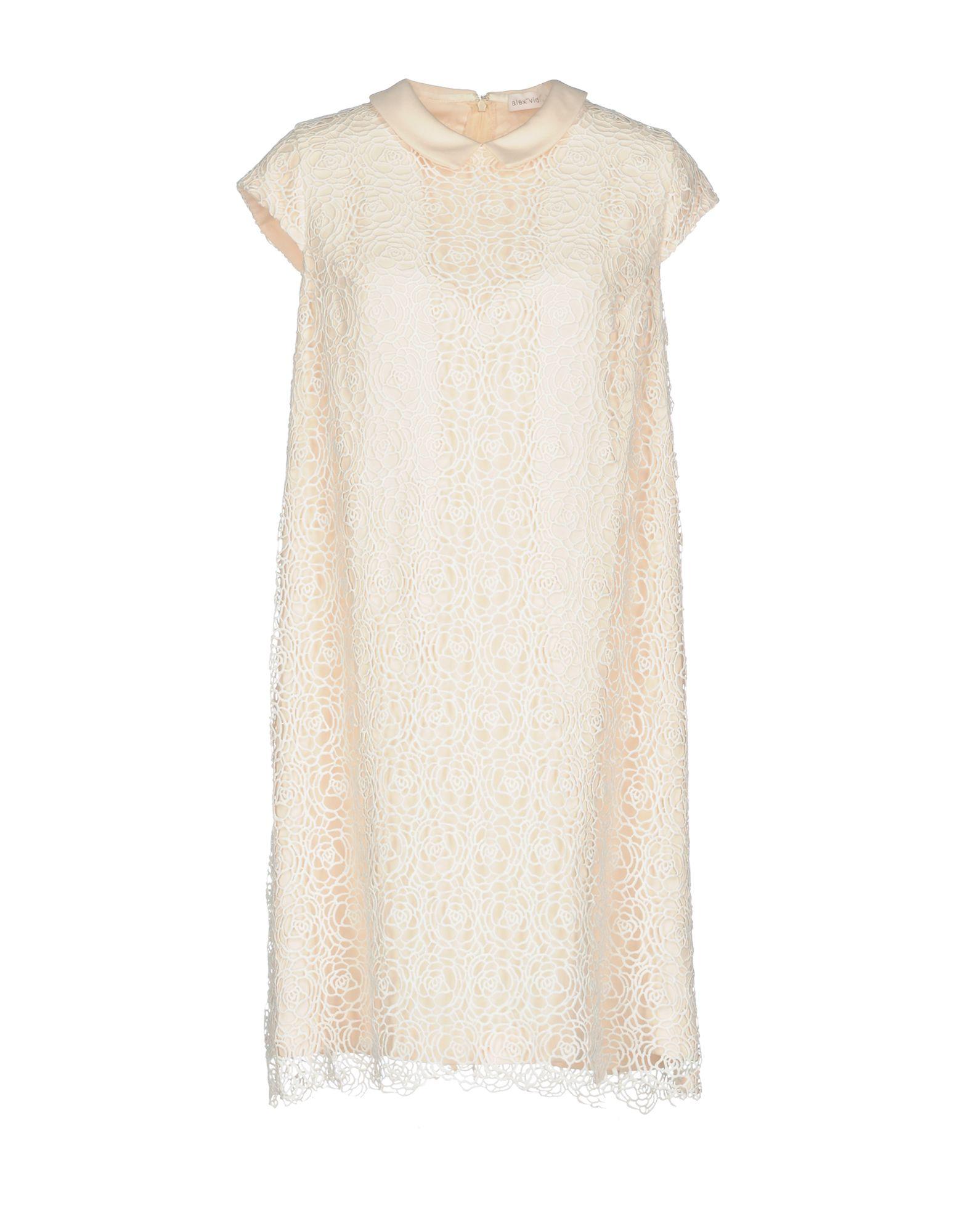 ALEX VIDAL Короткое платье lisa corti короткое платье