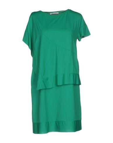 Фото - Женское короткое платье OBLIQUE CREATIONS зеленого цвета