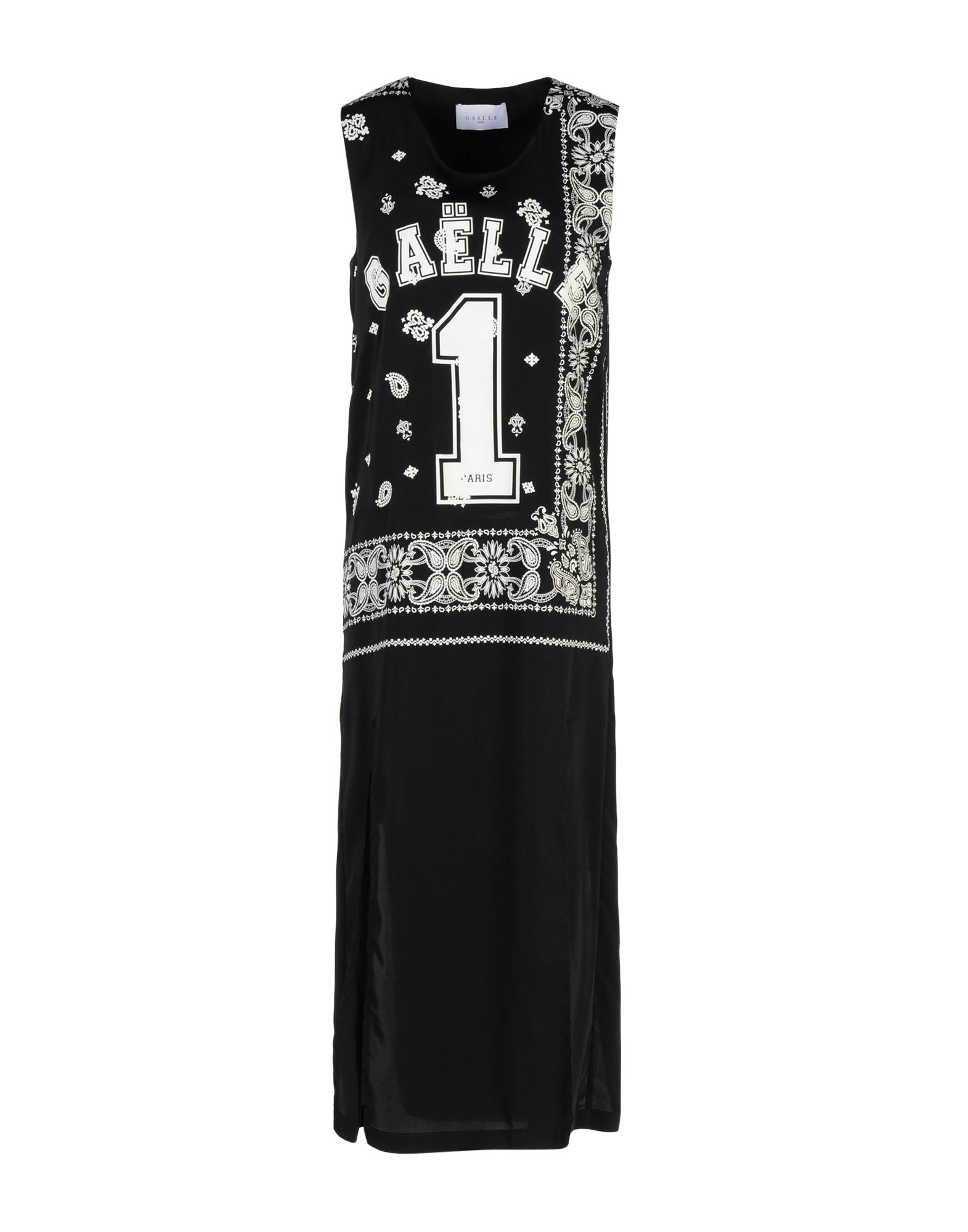 GAëLLE Paris Платье длиной 3/4 lisa corti платье длиной 3 4