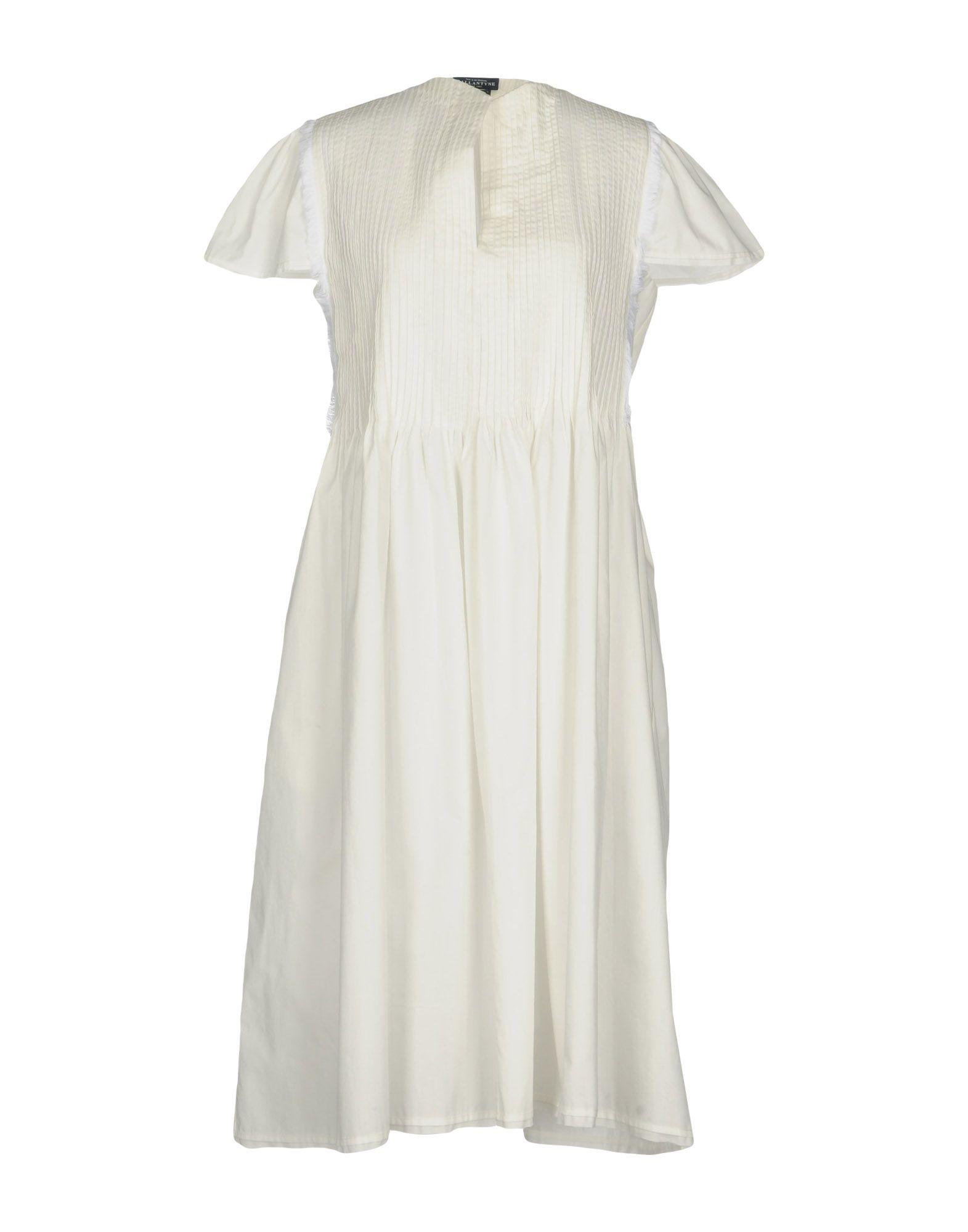 BALLANTYNE Платье до колена ballantyne платье до колена