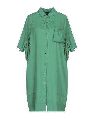 Купить Женское короткое платье OBLIQUE CREATIONS светло-зеленого цвета