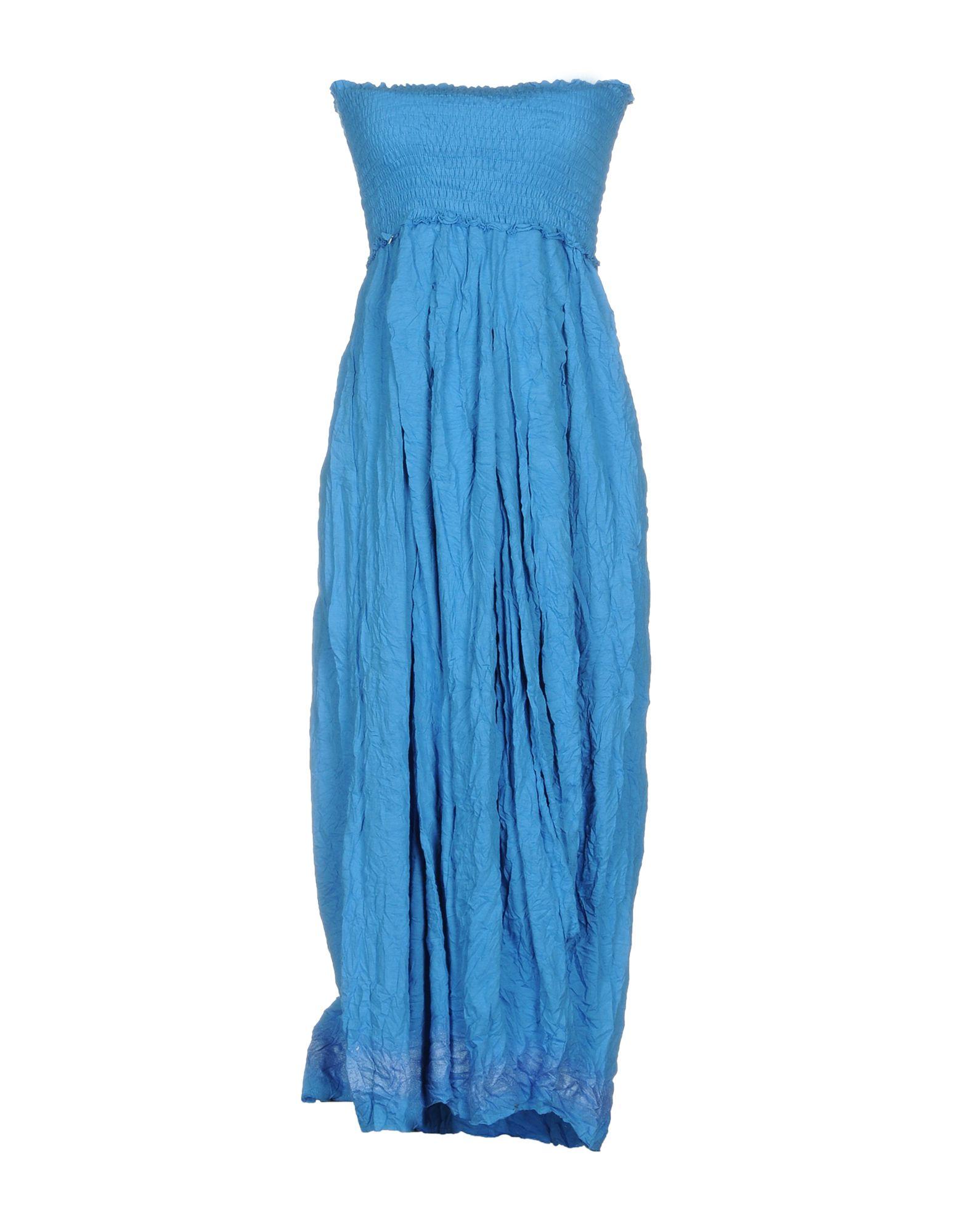 OBLIQUE CREATIONS Платье длиной 3/4 three creations 200pcs 7x5cm