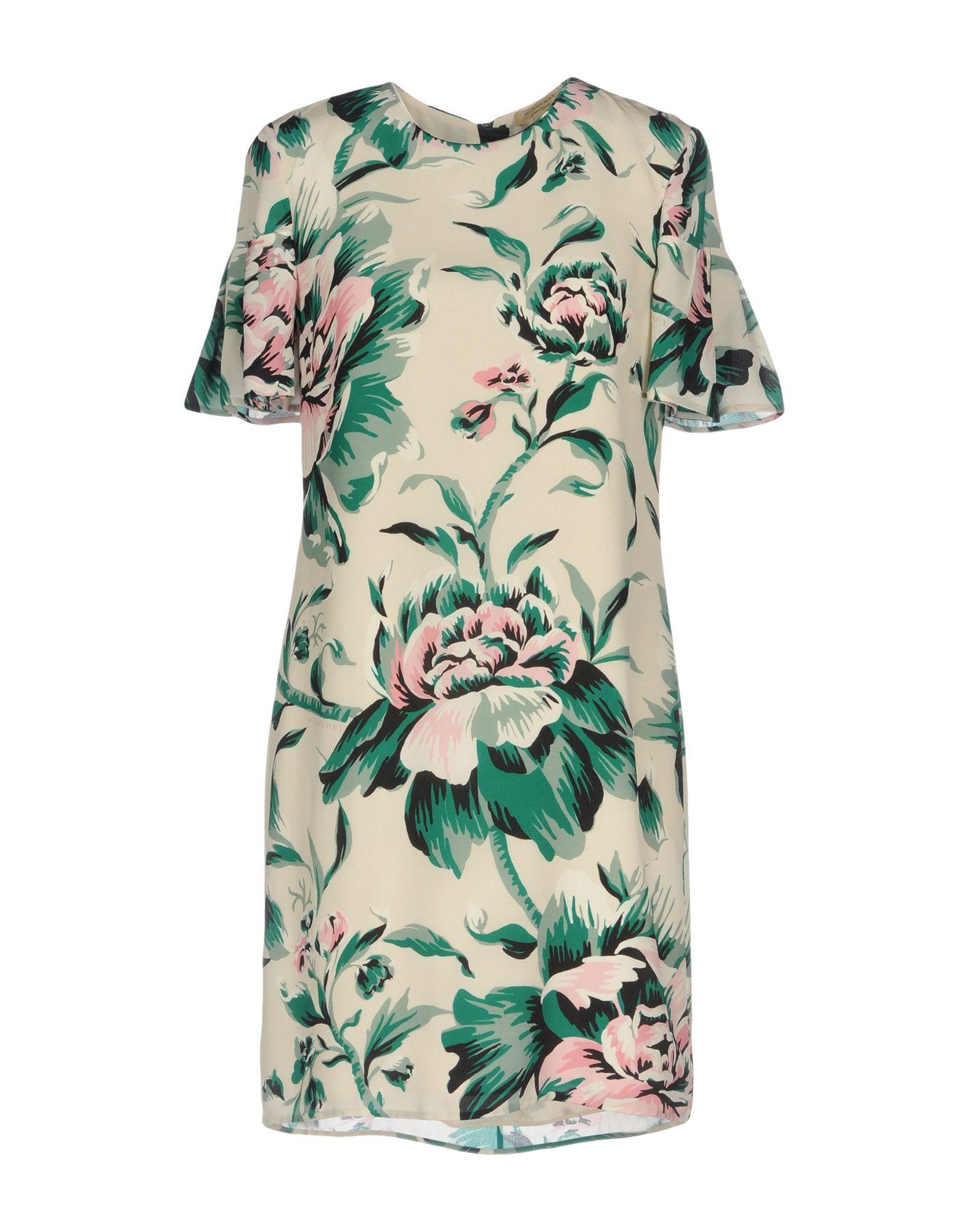 13b8cfb47a BURBERRY - Γυναικεία Κοντά Φορέματα - Yoox