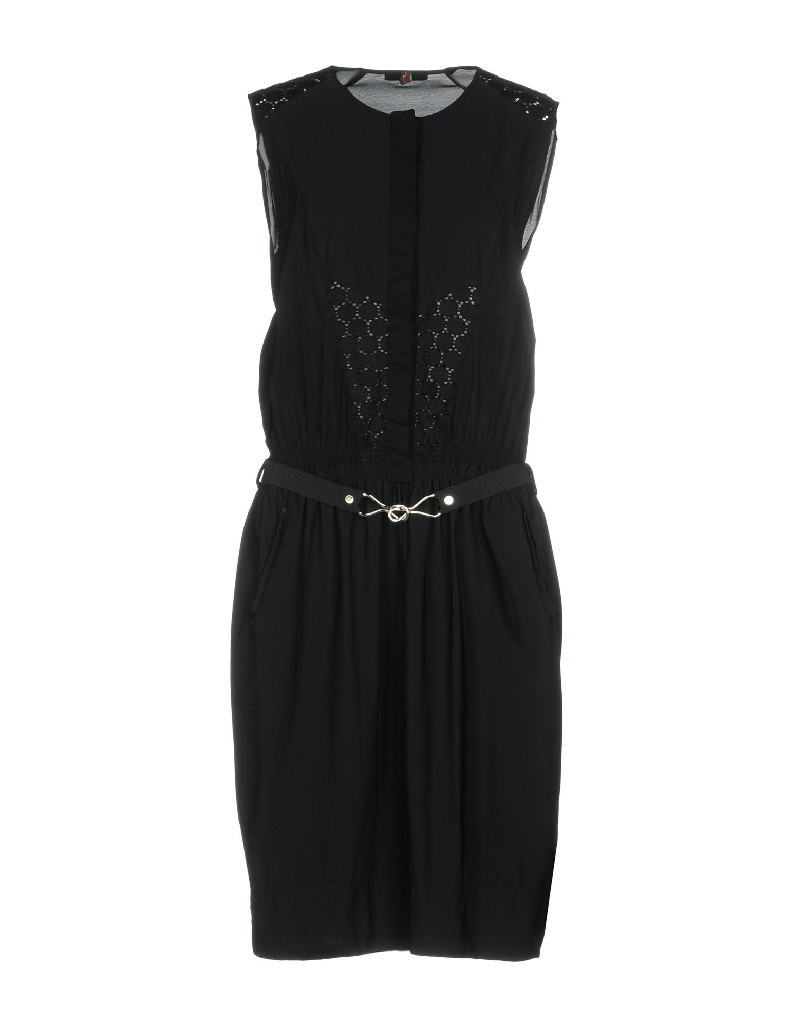 HIGH-TECH Платье до колена high tech and fashion electric product shell plastic mold