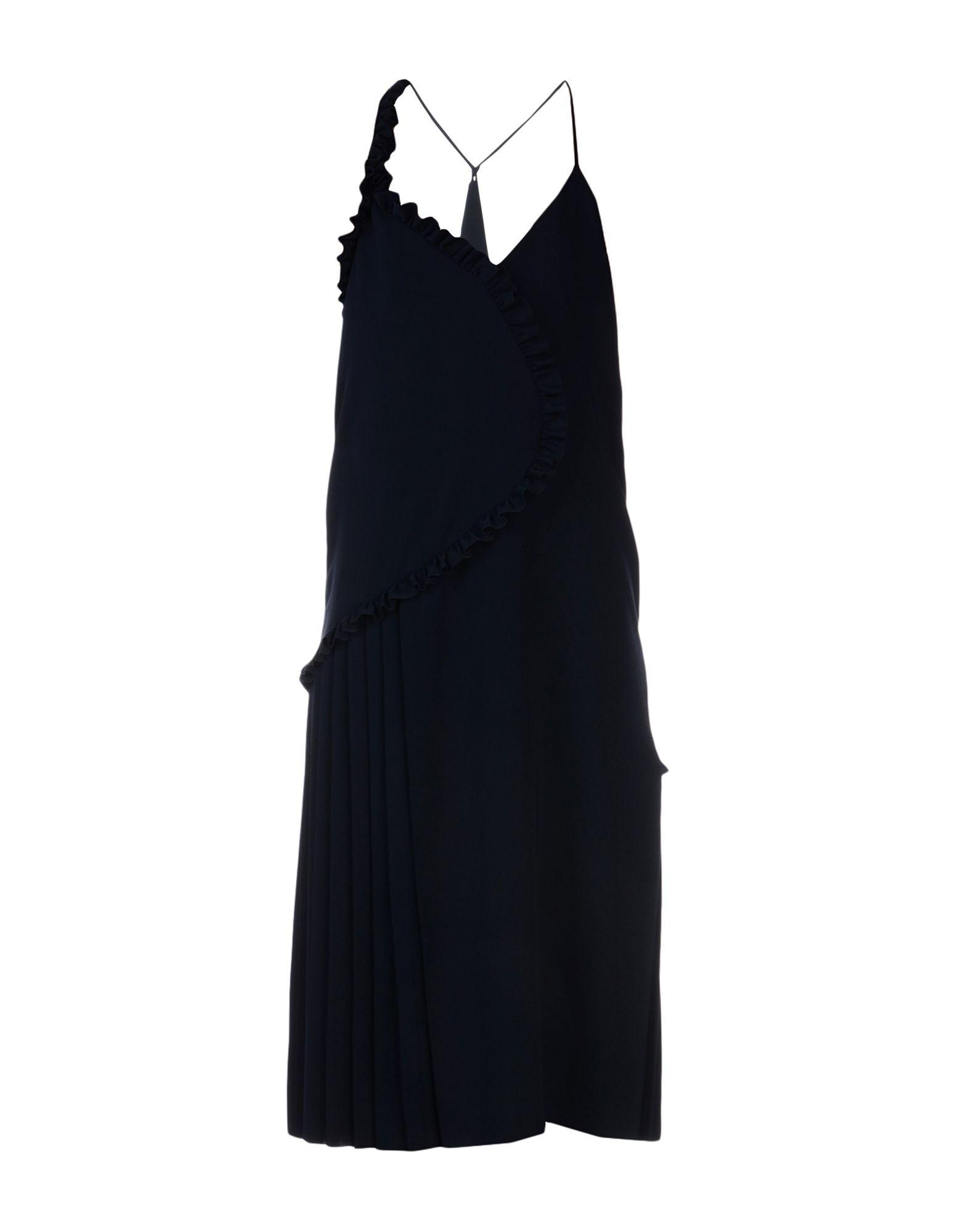 цена CEDRIC CHARLIER Платье до колена онлайн в 2017 году