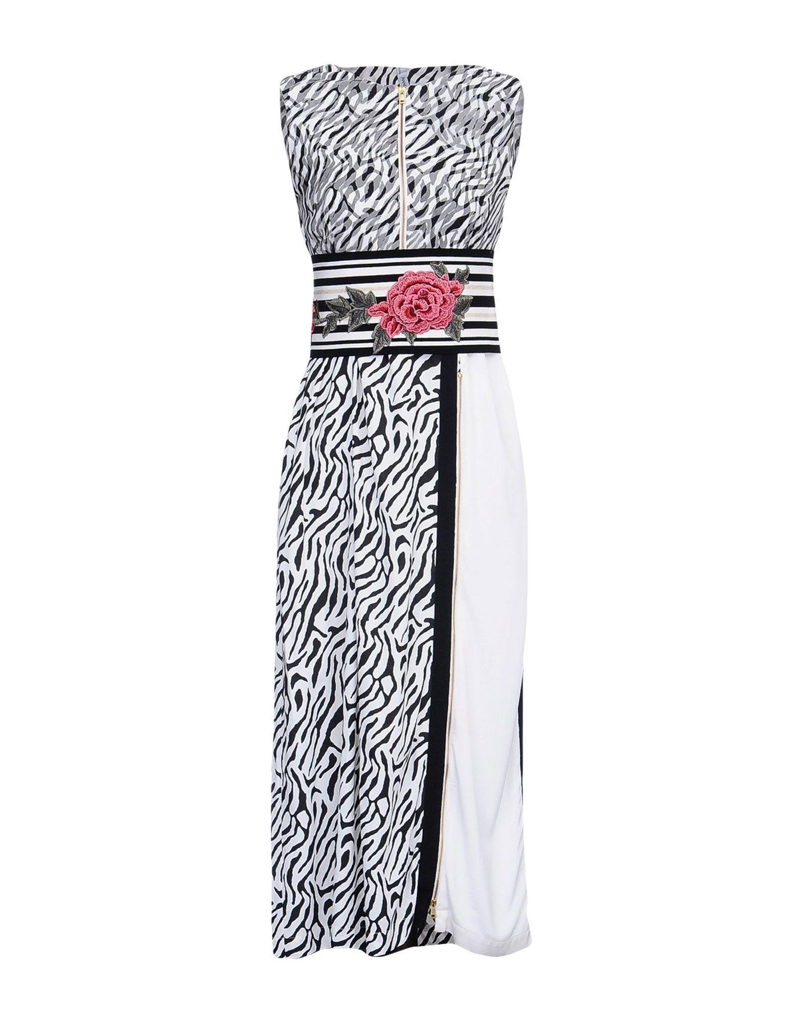 PIANURASTUDIO Платье длиной 3/4 lisa corti платье длиной 3 4