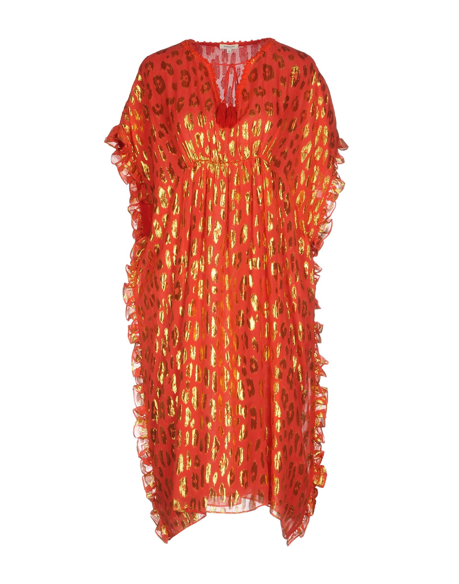 MANOUSH Платье до колена женское платье manoush 2 535