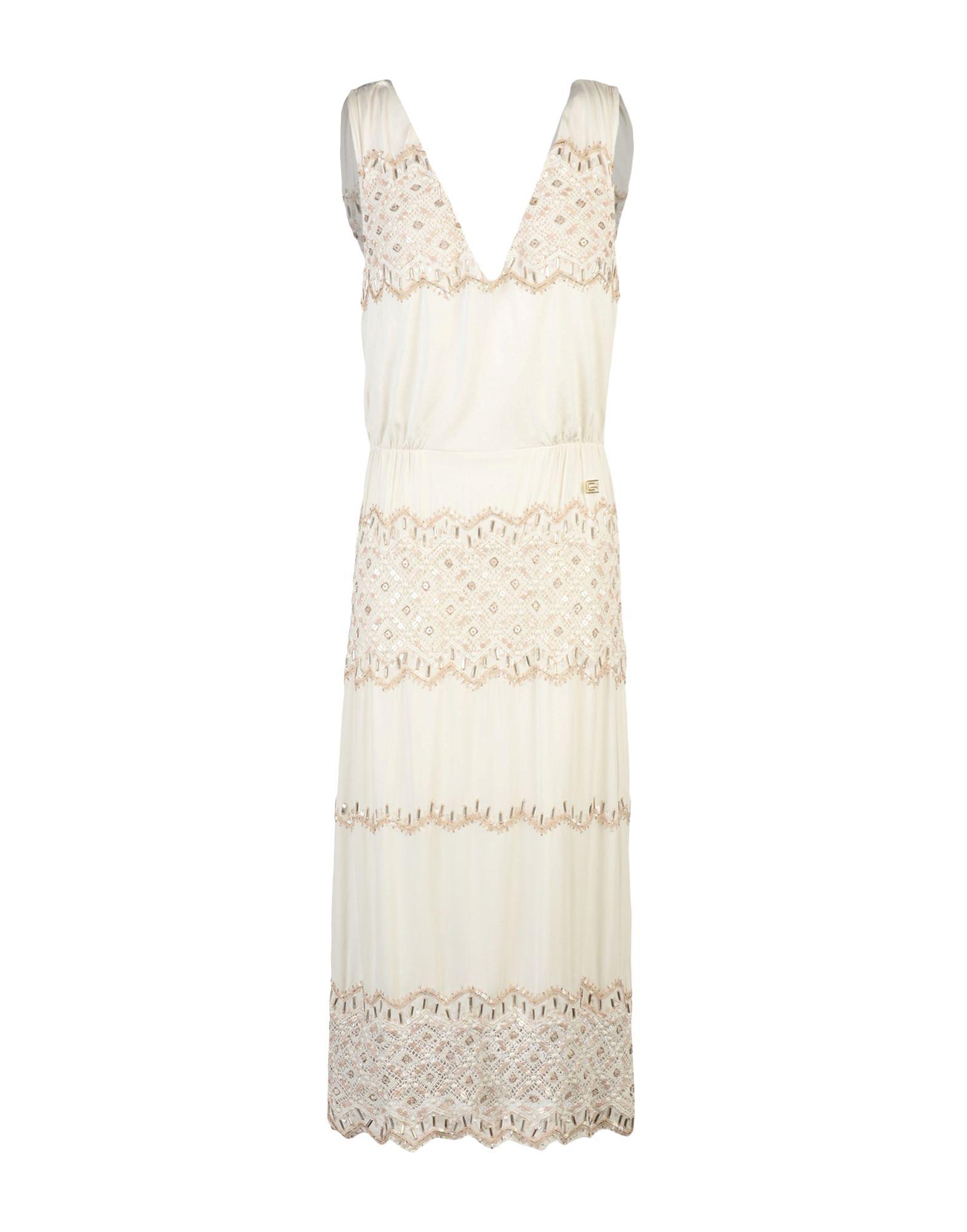 CLASS ROBERTO CAVALLI Платье длиной 3/4 lisa corti платье длиной 3 4