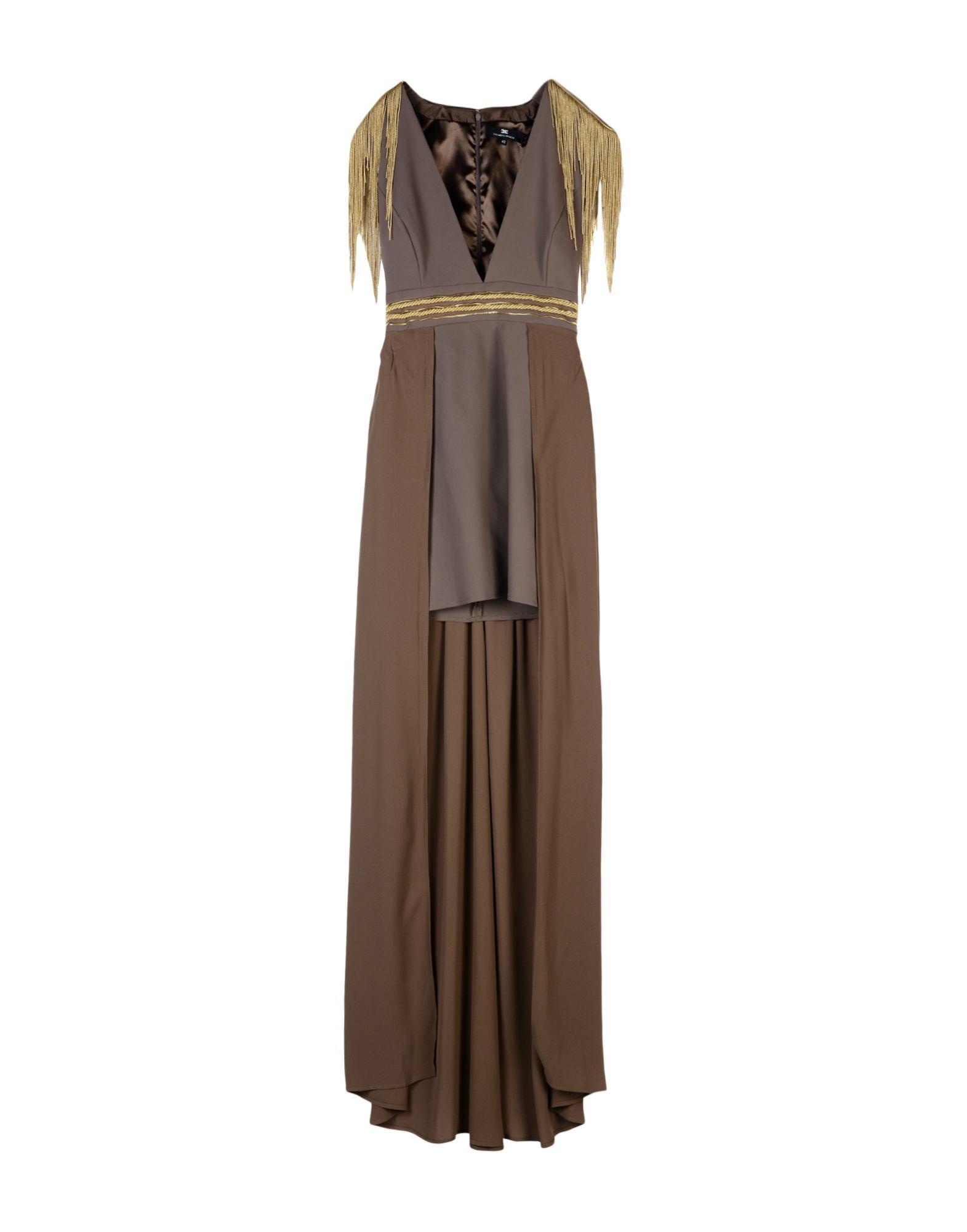 ELISABETTA FRANCHI Длинное платье elisabetta franchi футболка