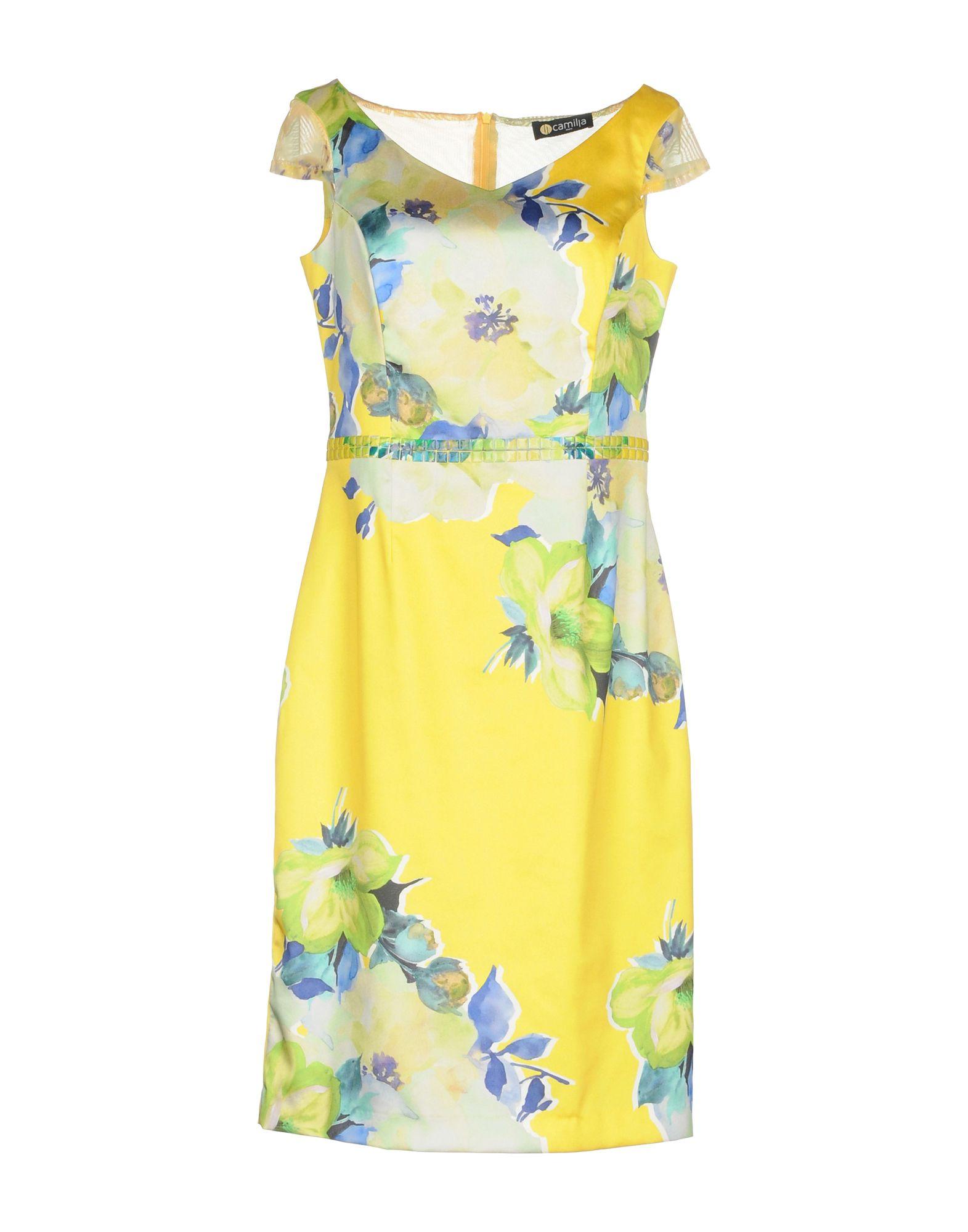CAMILLA Milano Платье до колена недорго, оригинальная цена