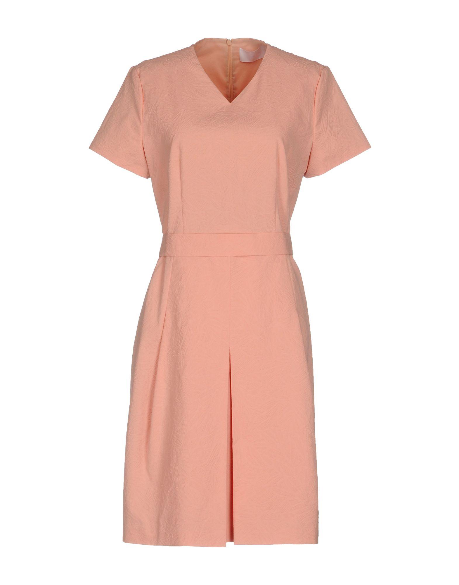 BOSS BLACK Платье до колена boss orange толстовка