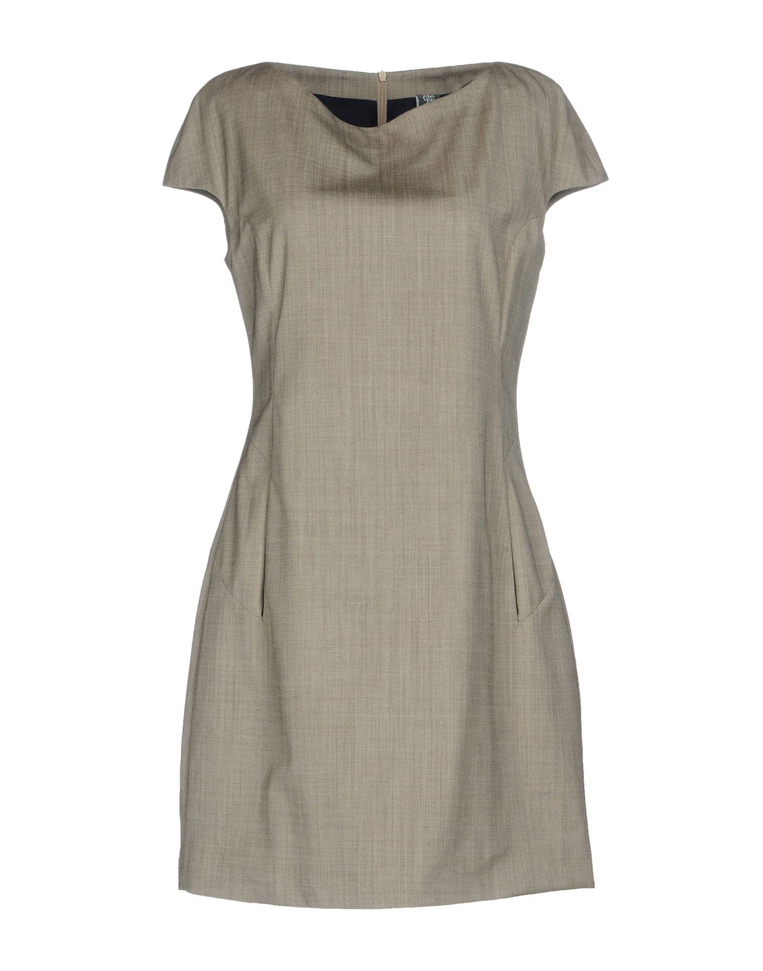 ELEVENTY Короткое платье павильон green glade скил