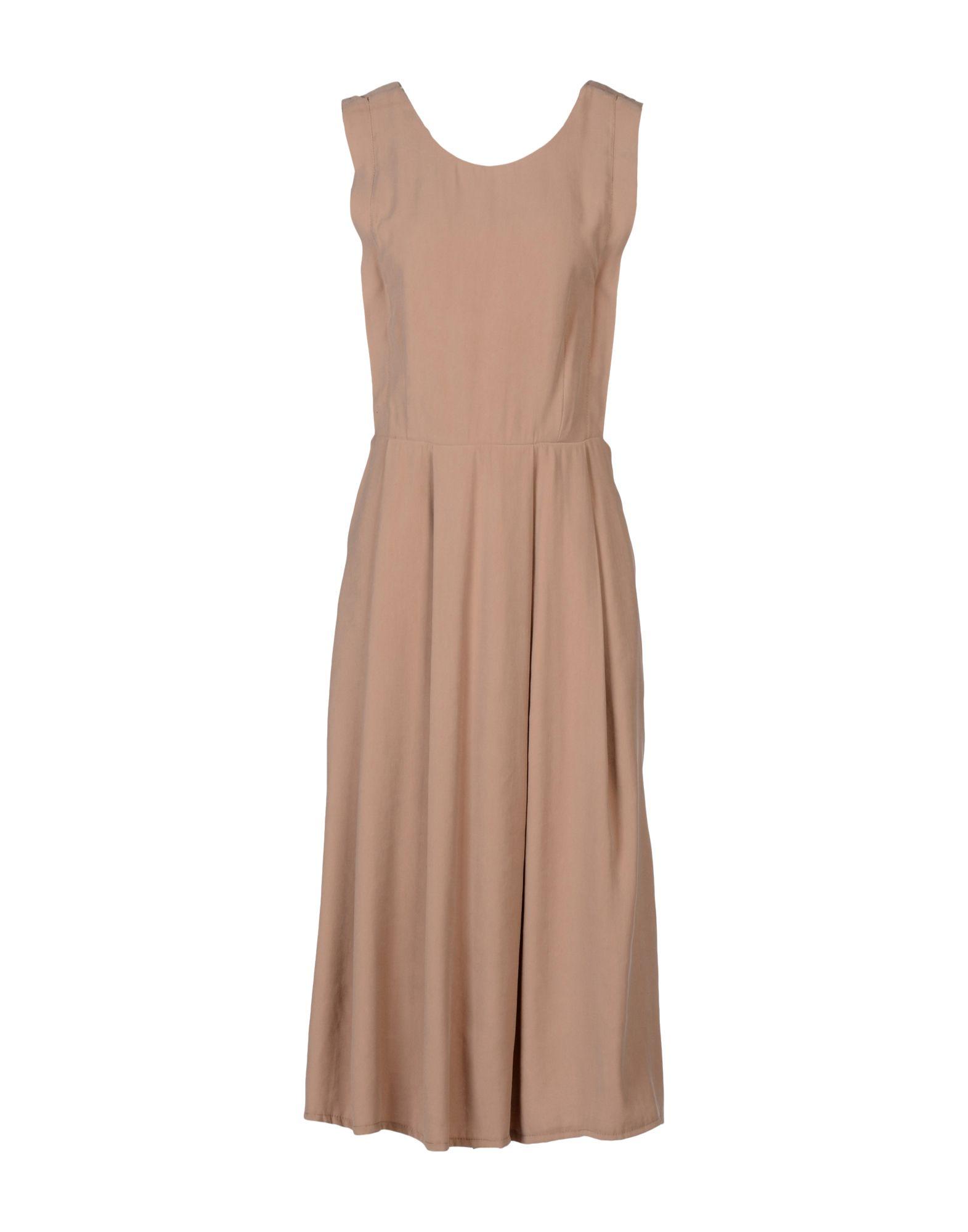 BERNA Платье длиной 3/4 lisa corti платье длиной 3 4