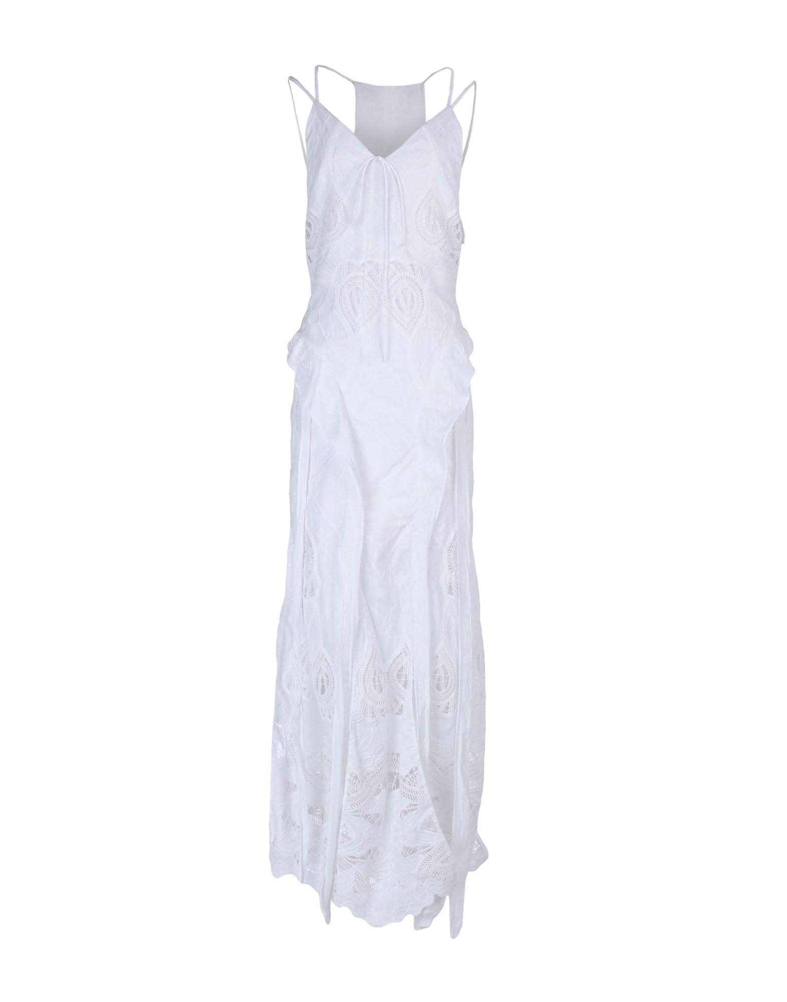 JONATHAN SIMKHAI Длинное платье jonathan simkhai платье длиной 3 4