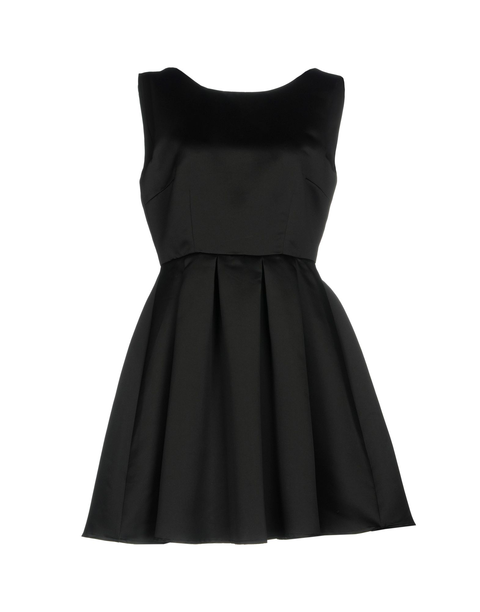 DARLING London Короткое платье платье darling ds16 141 chartreuse