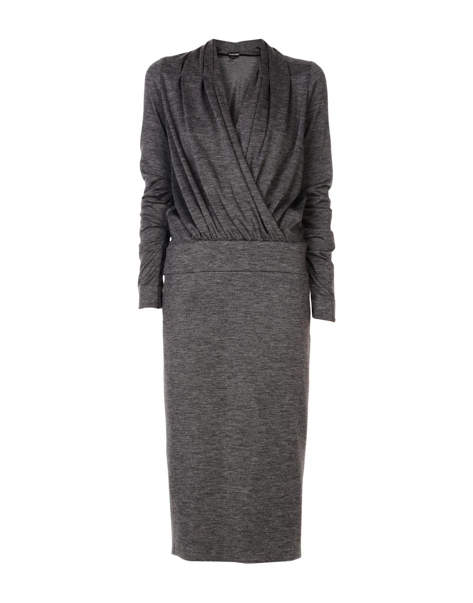 TOM FORD Платье длиной 3/4 tom ford юбка длиной 3 4