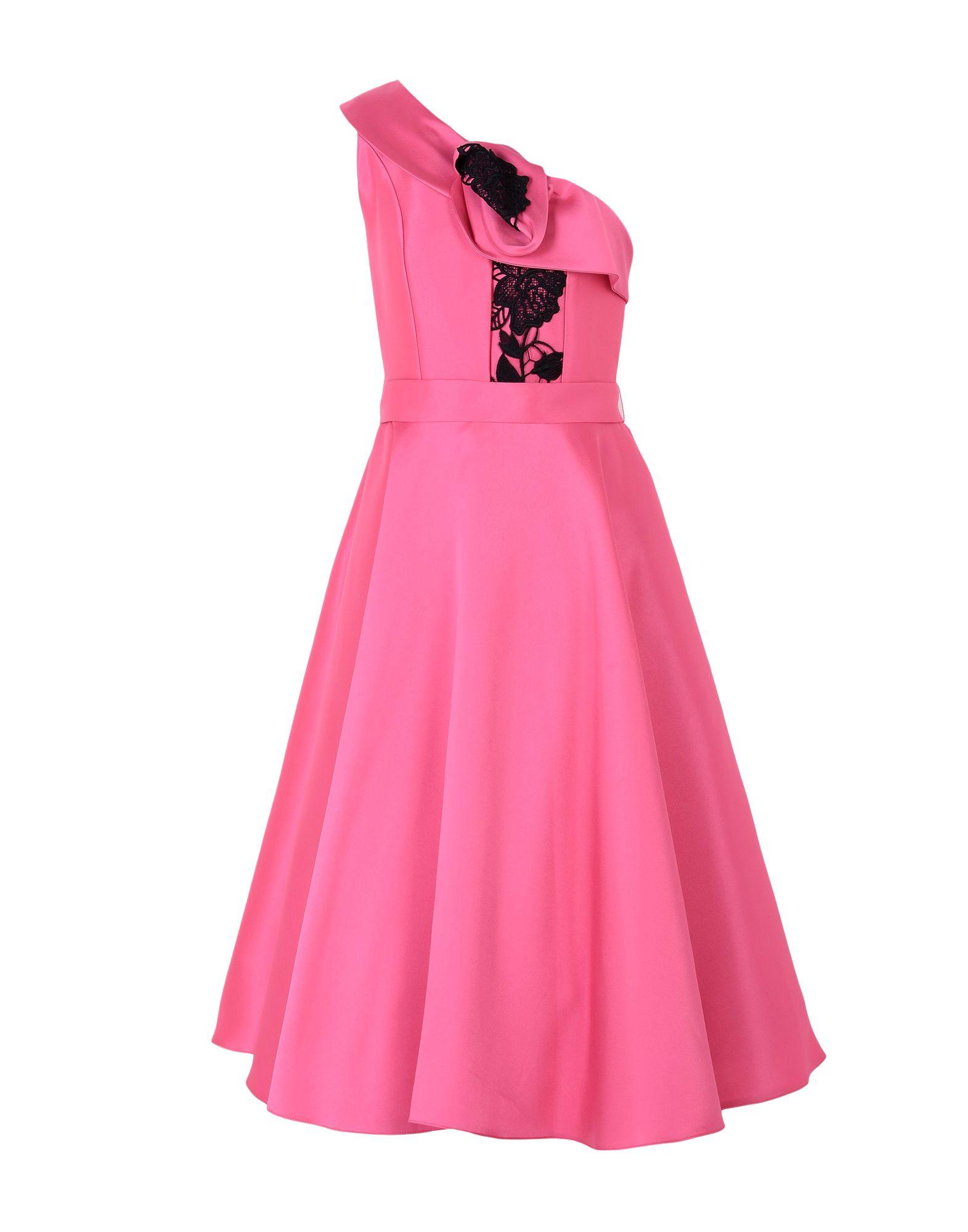 MONCHO HEREDIA Платье длиной 3/4 moncho heredia короткое платье