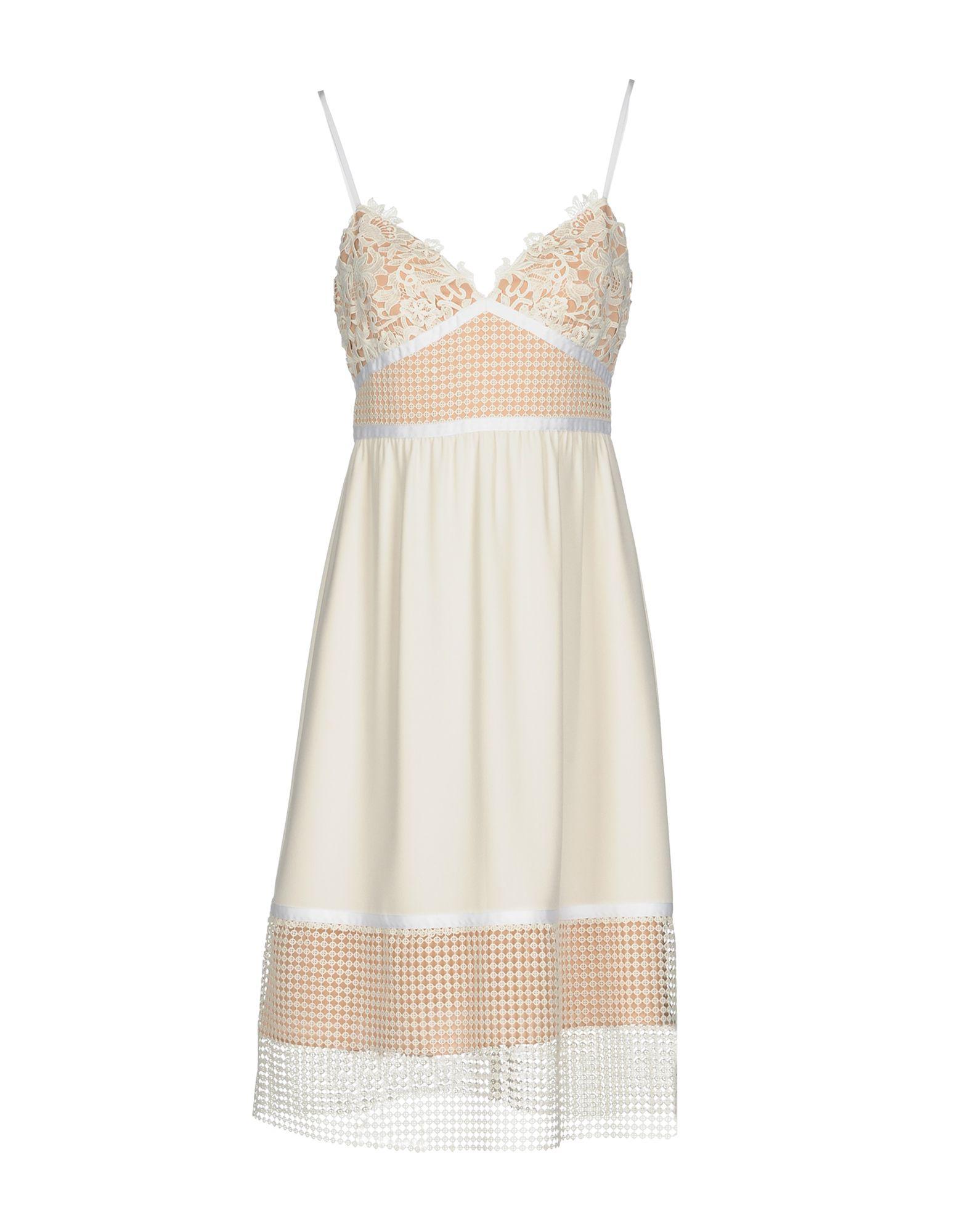 THEORY Платье до колена браслет от комаров bugslock из кореи