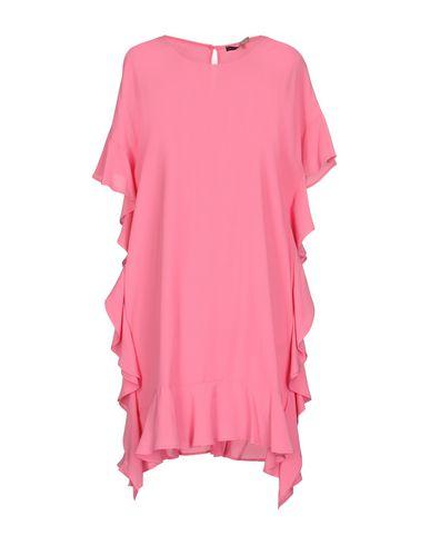 Фото - Женское короткое платье ANNARITA N. розового цвета